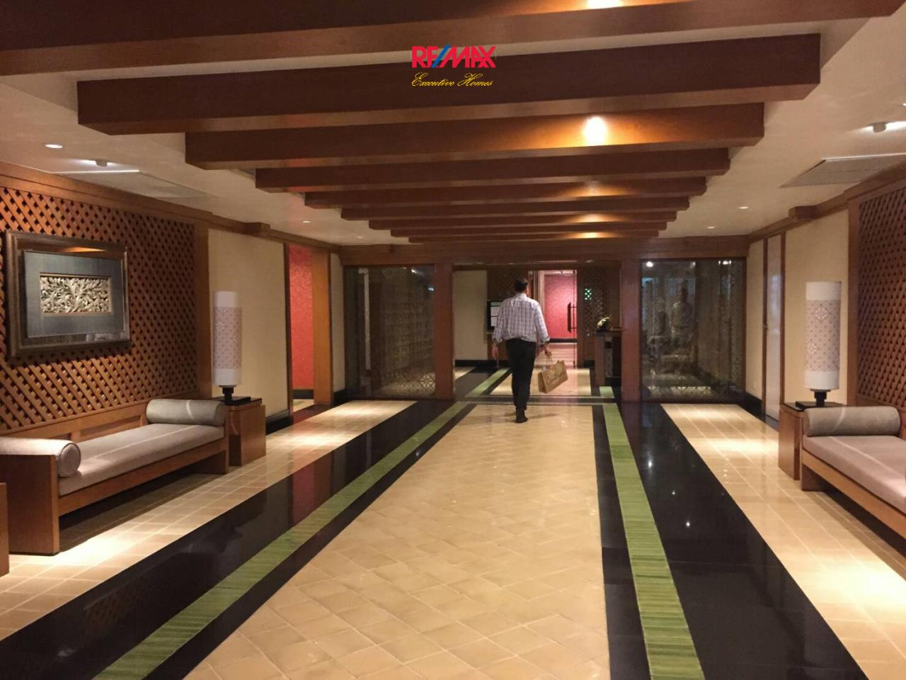 RE/MAX Executive Homes Agency's Spacious 2 Bedroom for Rent Langsuan Ville 13