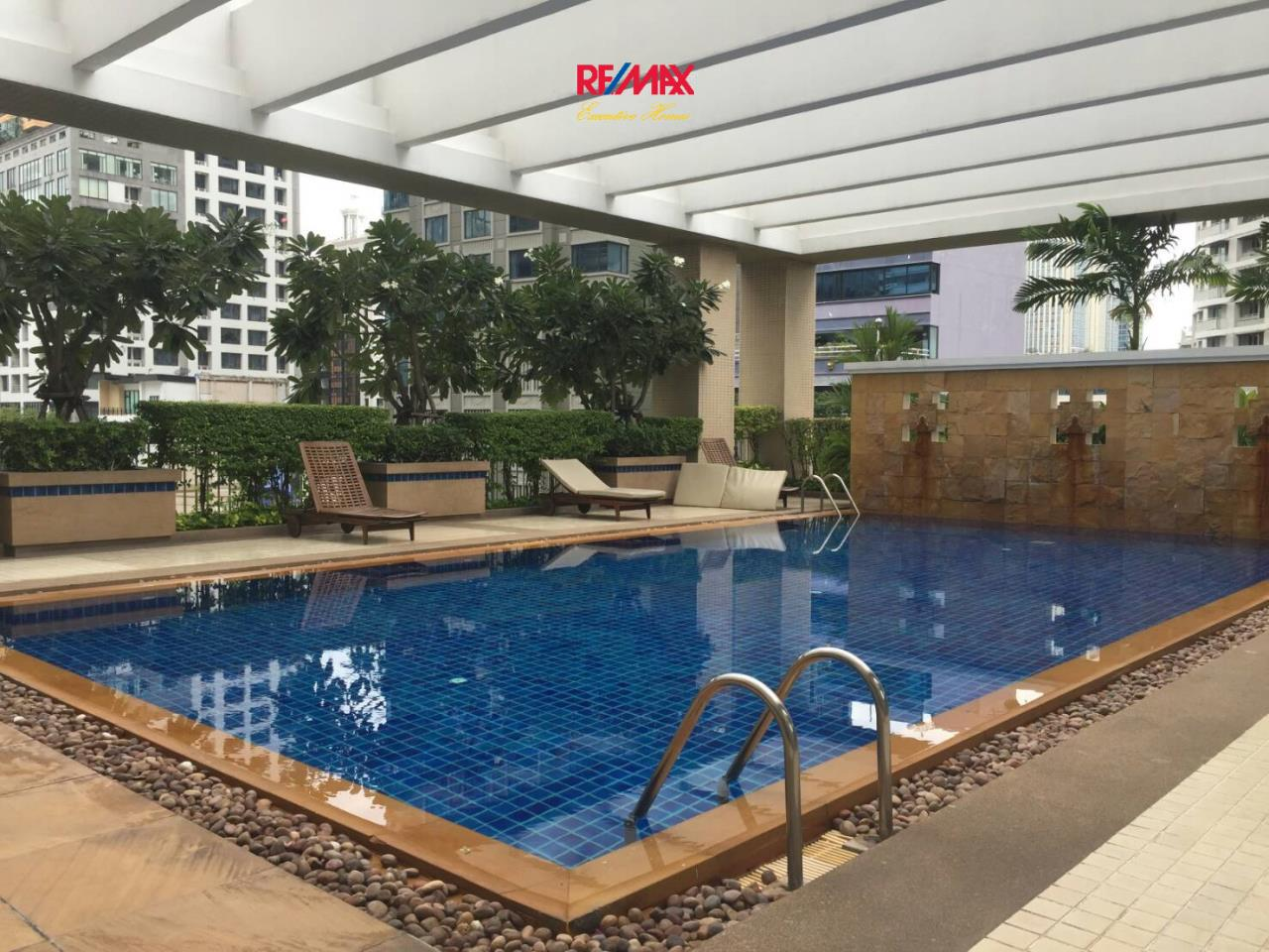 RE/MAX Executive Homes Agency's Spacious 2 Bedroom for Rent Langsuan Ville 14