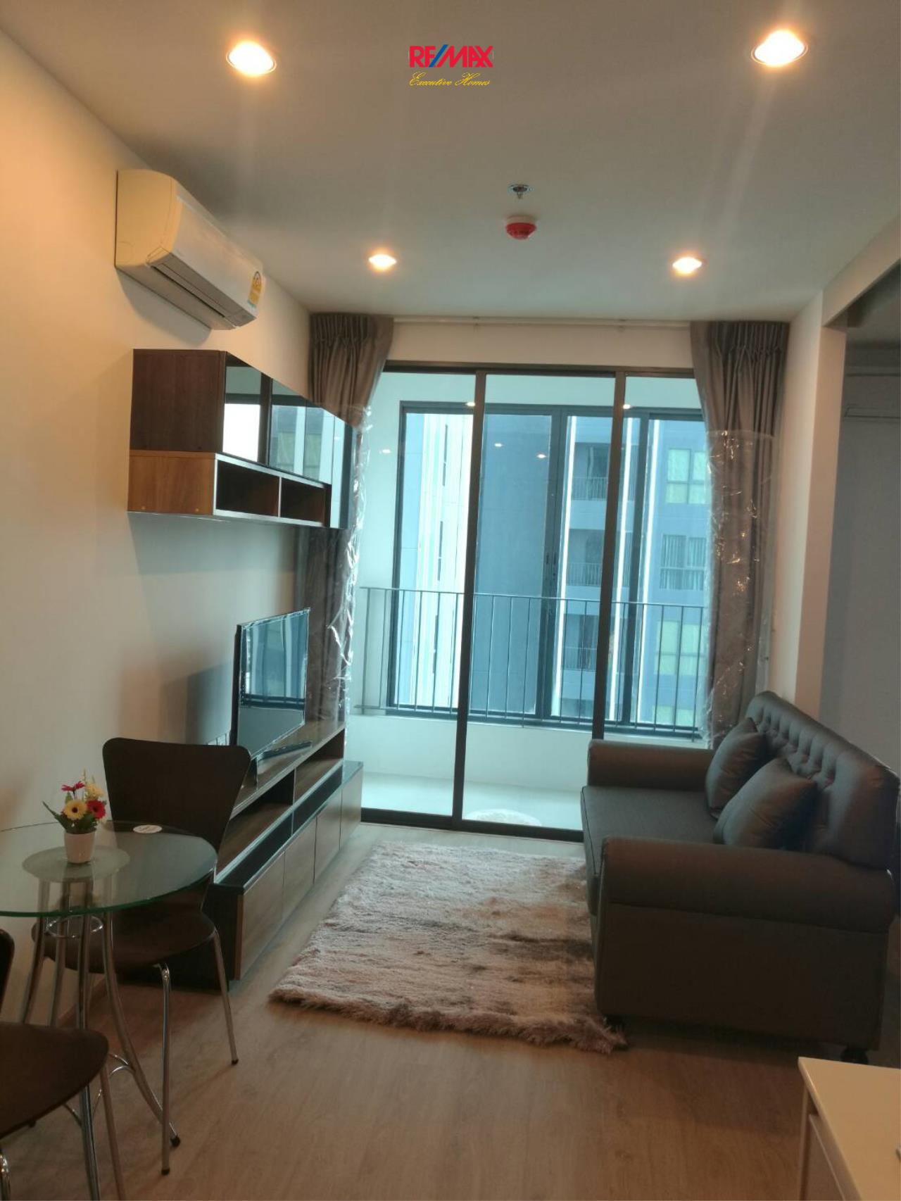 RE/MAX Executive Homes Agency's Nice 1 Bedroom for Rent Ideo Q Chula Samyan 1