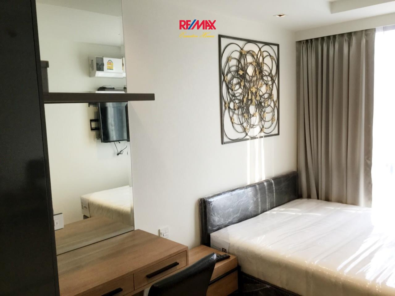 RE/MAX Executive Homes Agency's Nice 1 Bedroom for Rent Maestro 02 Ruamrudee 4