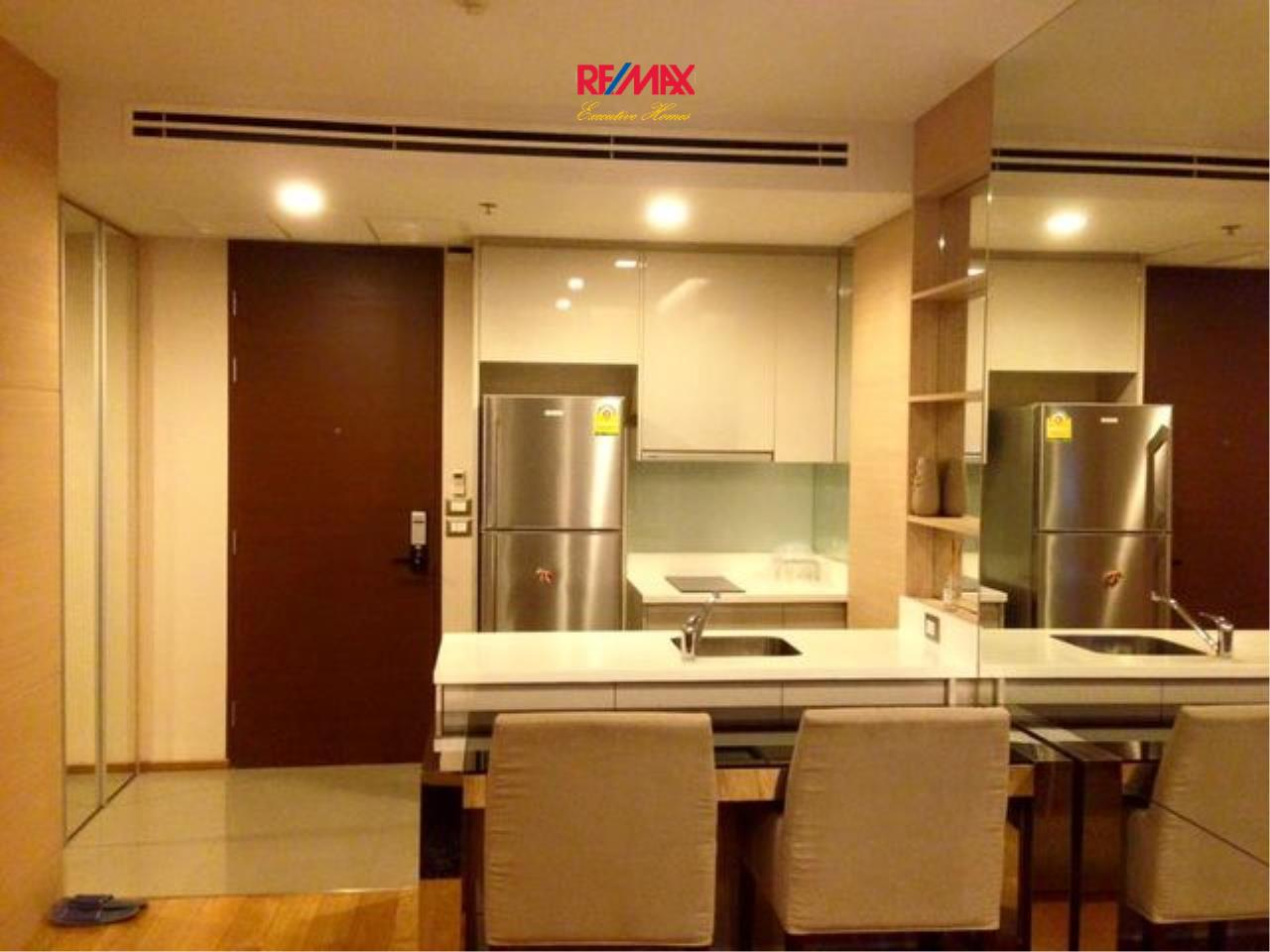 RE/MAX Executive Homes Agency's Nice 1 Bedroom for Rent Address Asoke 5
