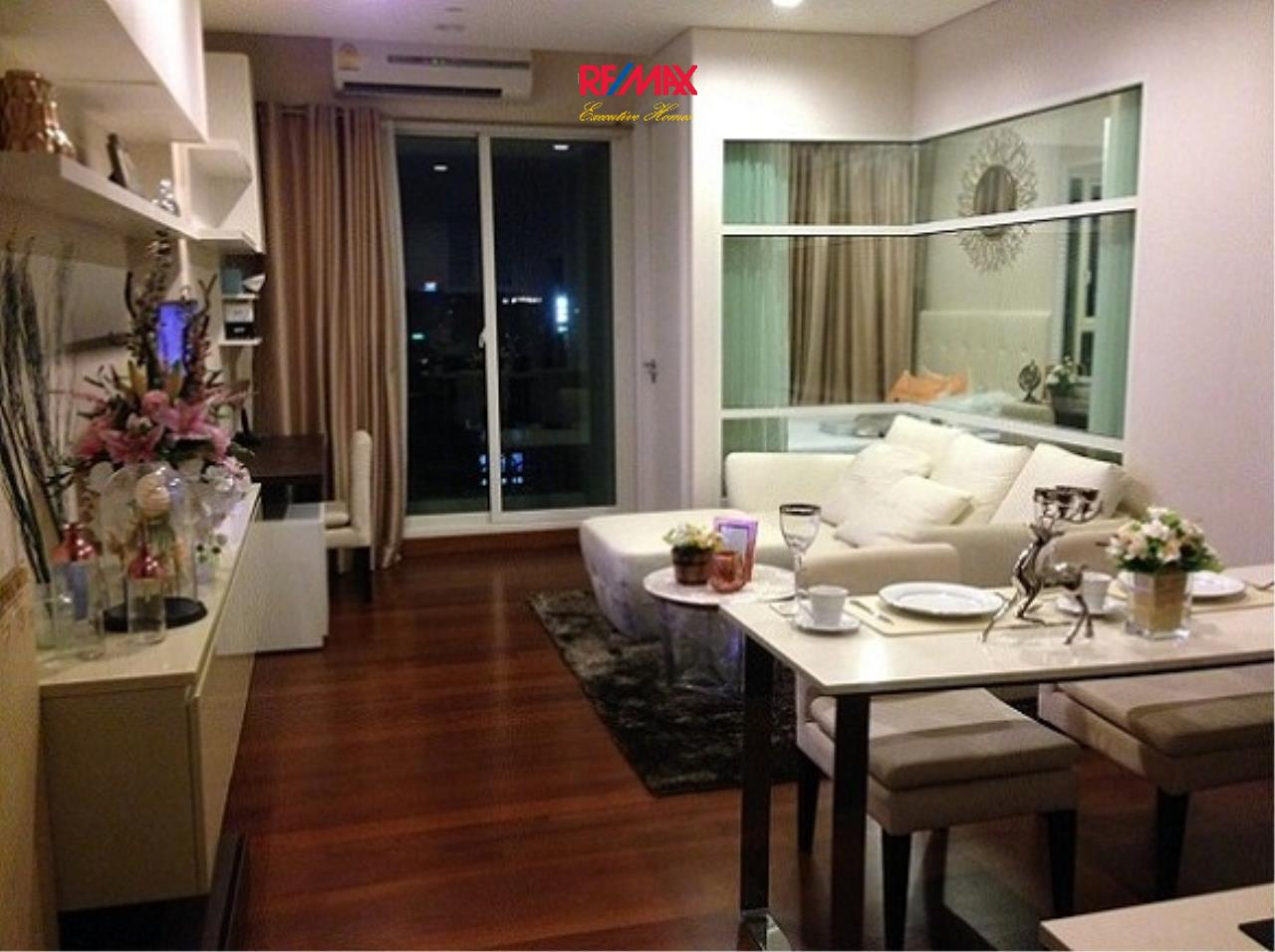 RE/MAX Executive Homes Agency's Stunning 1 Bedroom for Rent IVY Thonglor 1