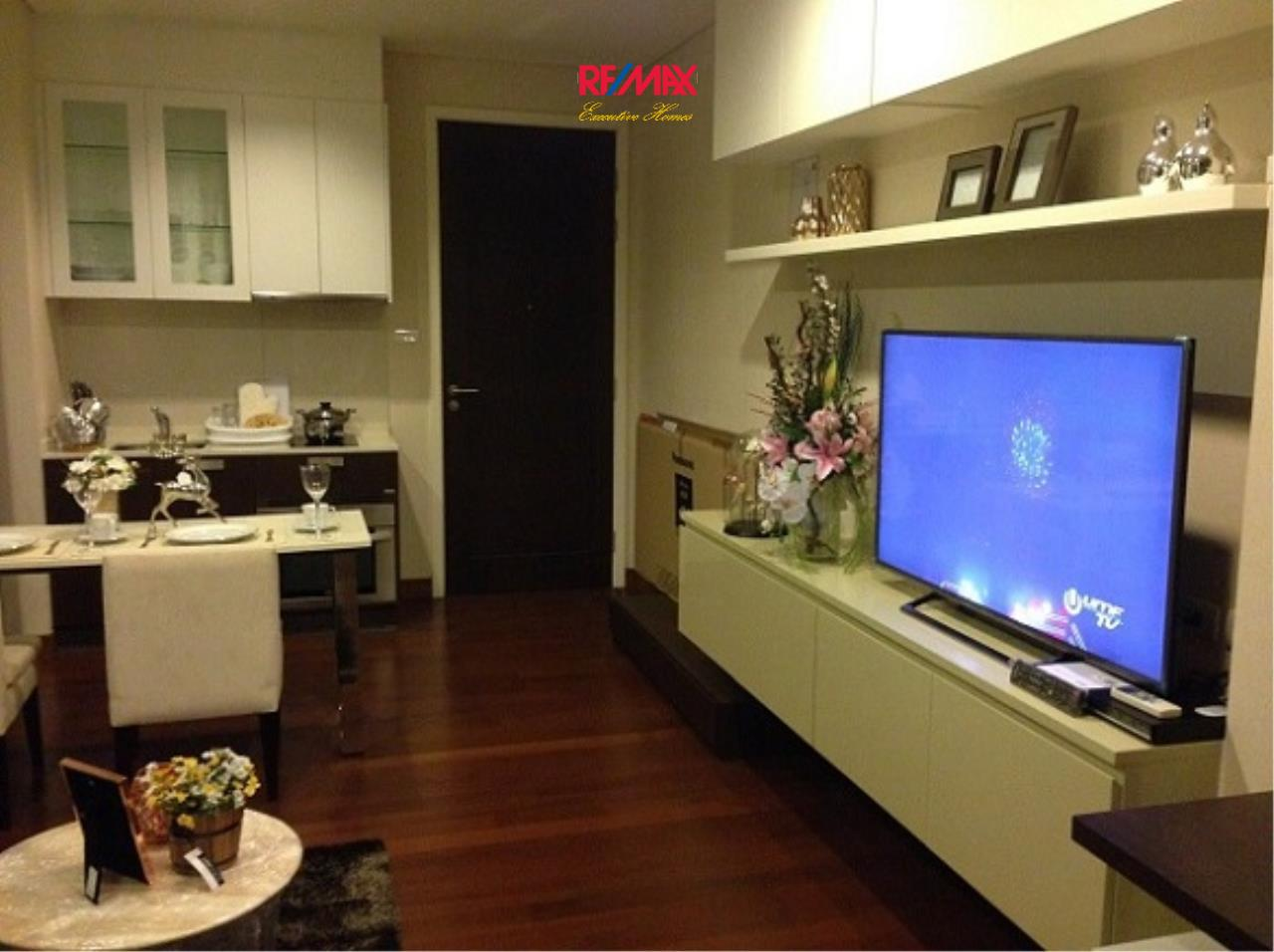 RE/MAX Executive Homes Agency's Stunning 1 Bedroom for Rent IVY Thonglor 2