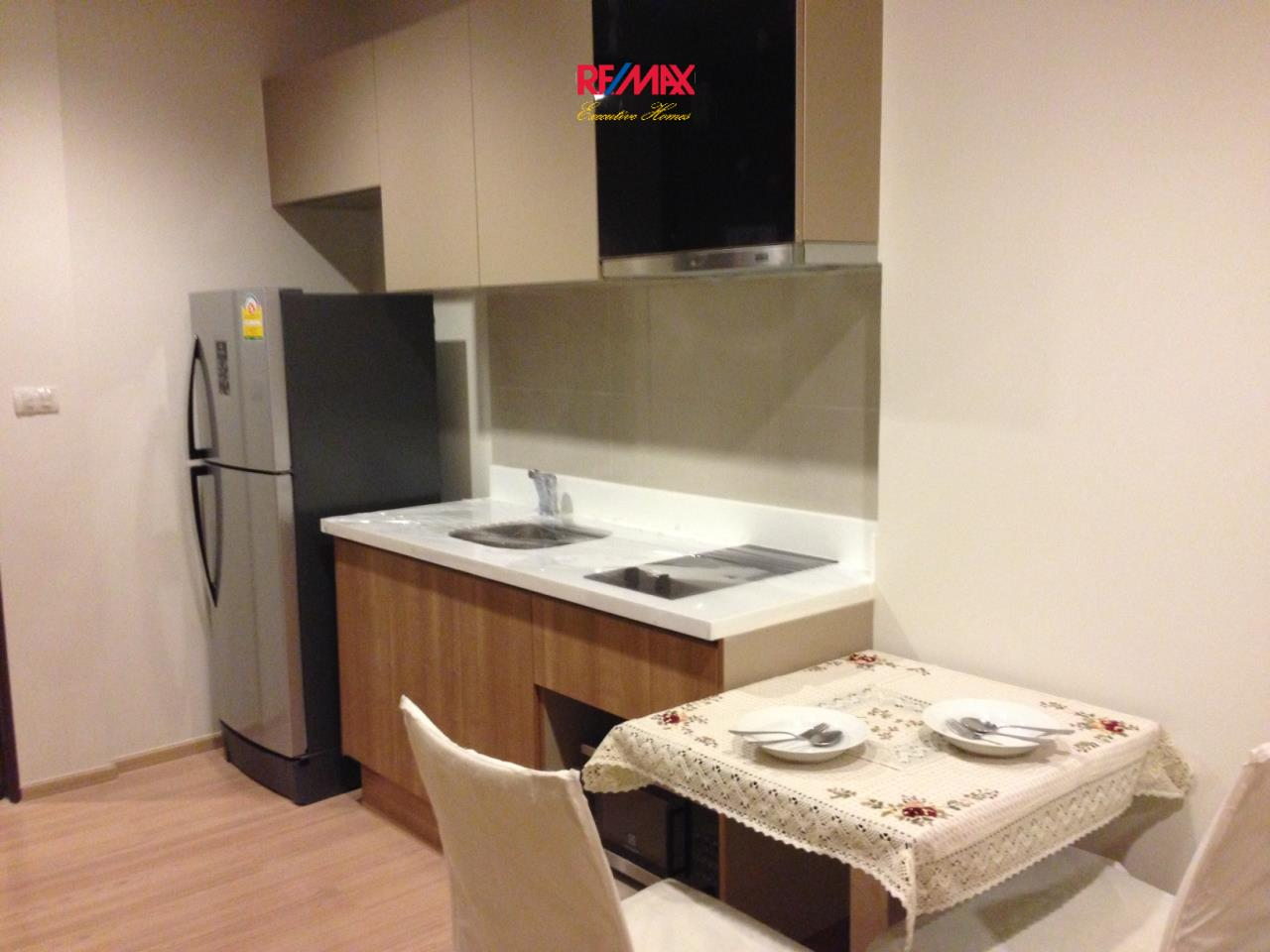 RE/MAX Executive Homes Agency's Nice 1 Bedroom for Rent Rhythm Sathorn 3