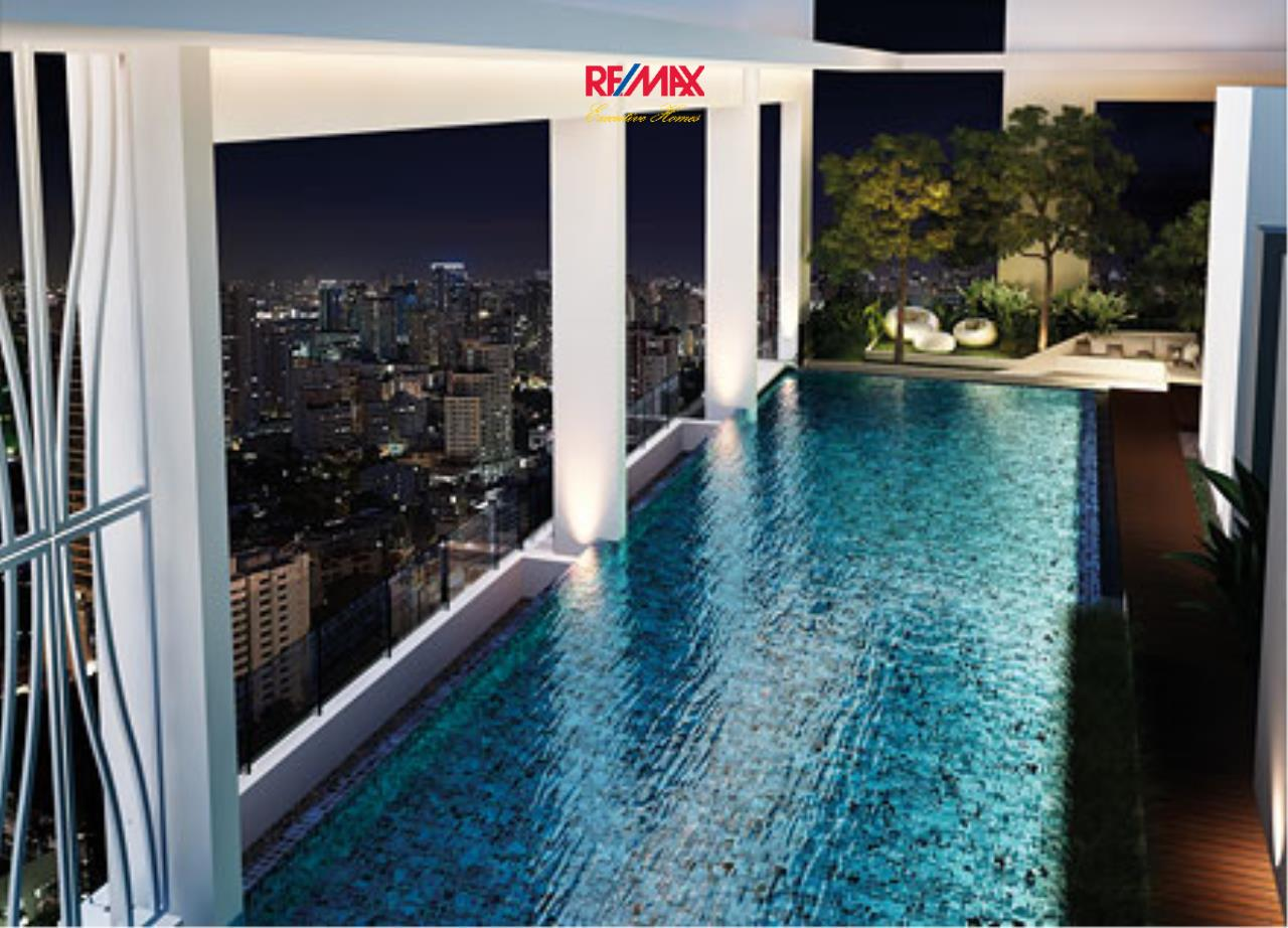 RE/MAX Executive Homes Agency's Nice 1 Bedroom for Rent Rhythm Sathorn 5