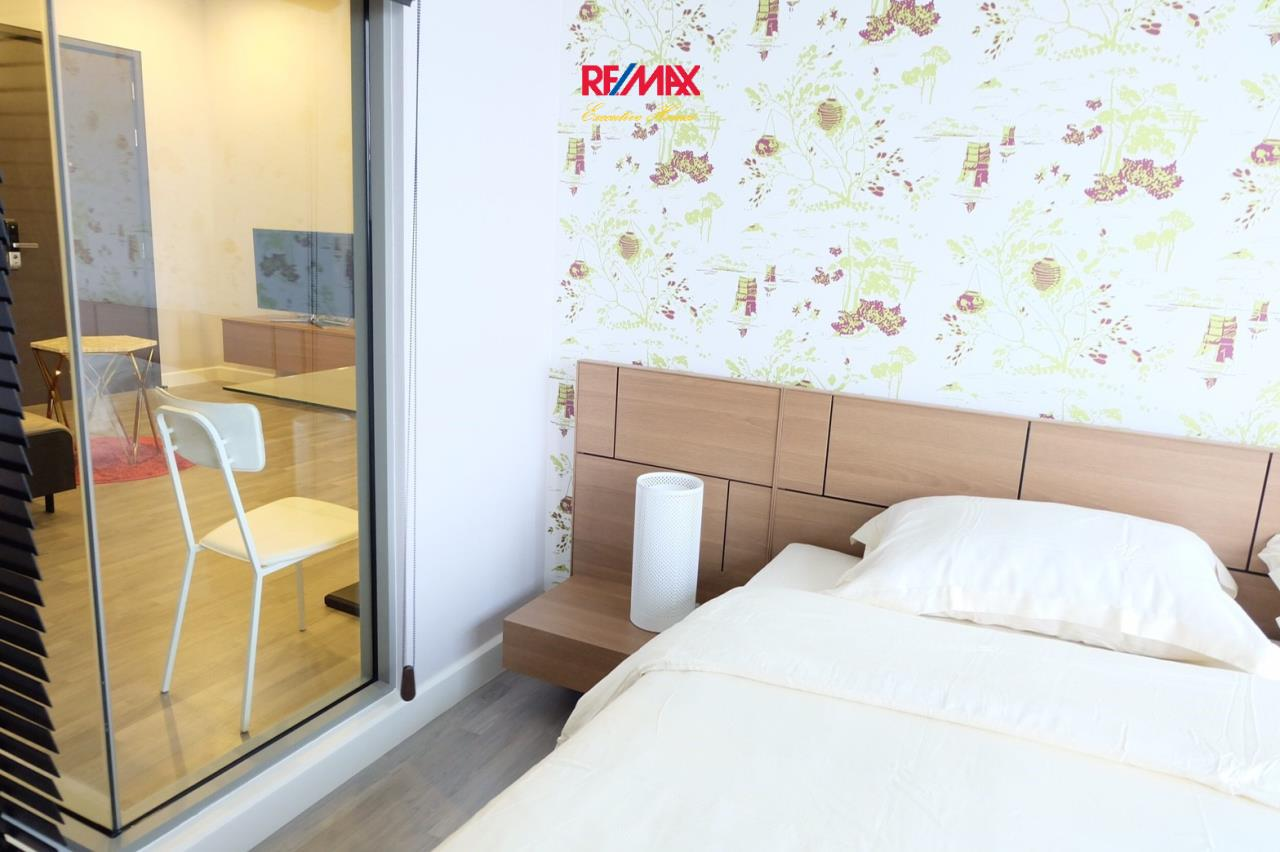 RE/MAX Executive Homes Agency's Nice 1 Bedroom for Rent The Room Rama IV 8