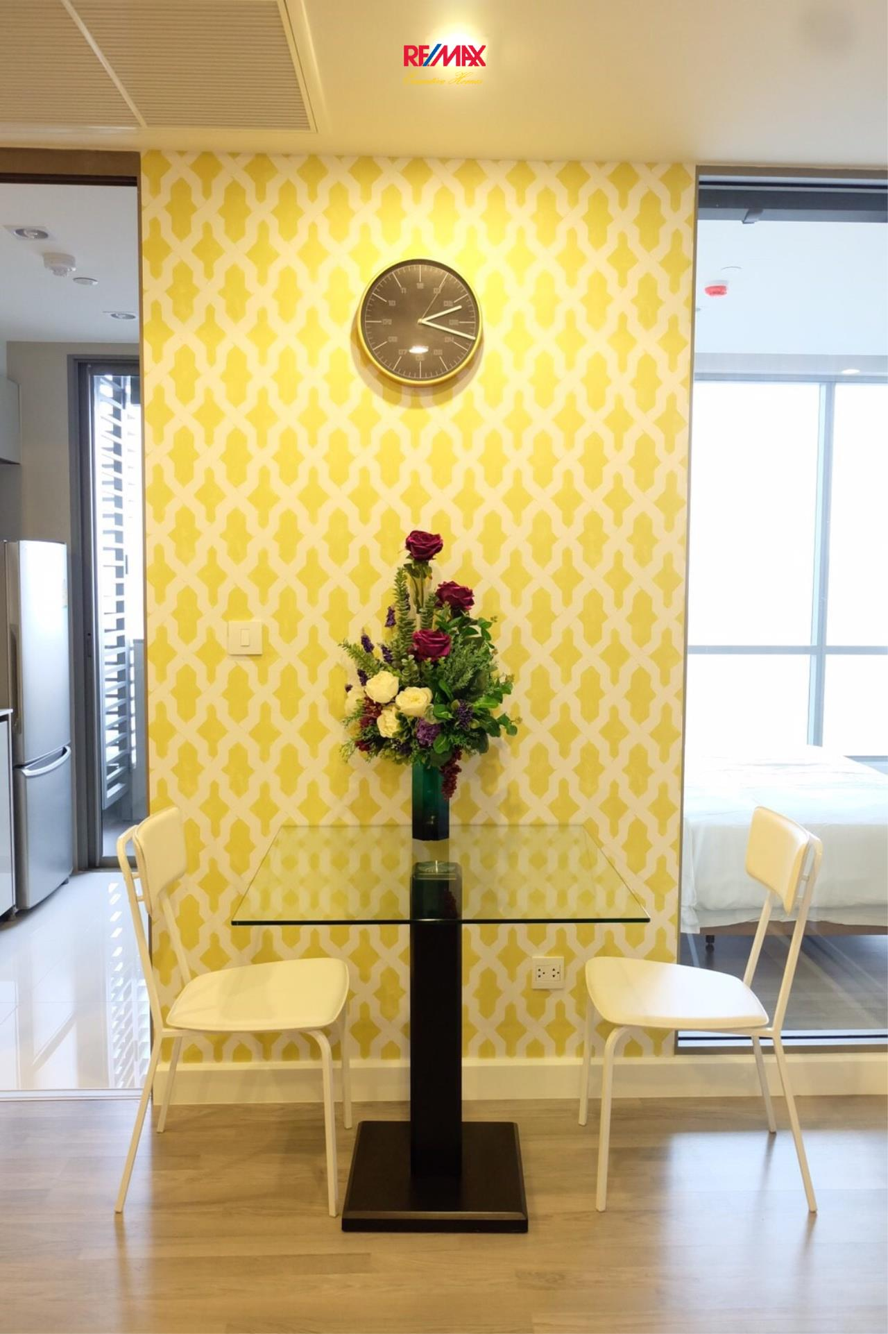 RE/MAX Executive Homes Agency's Nice 1 Bedroom for Rent The Room Rama IV 14