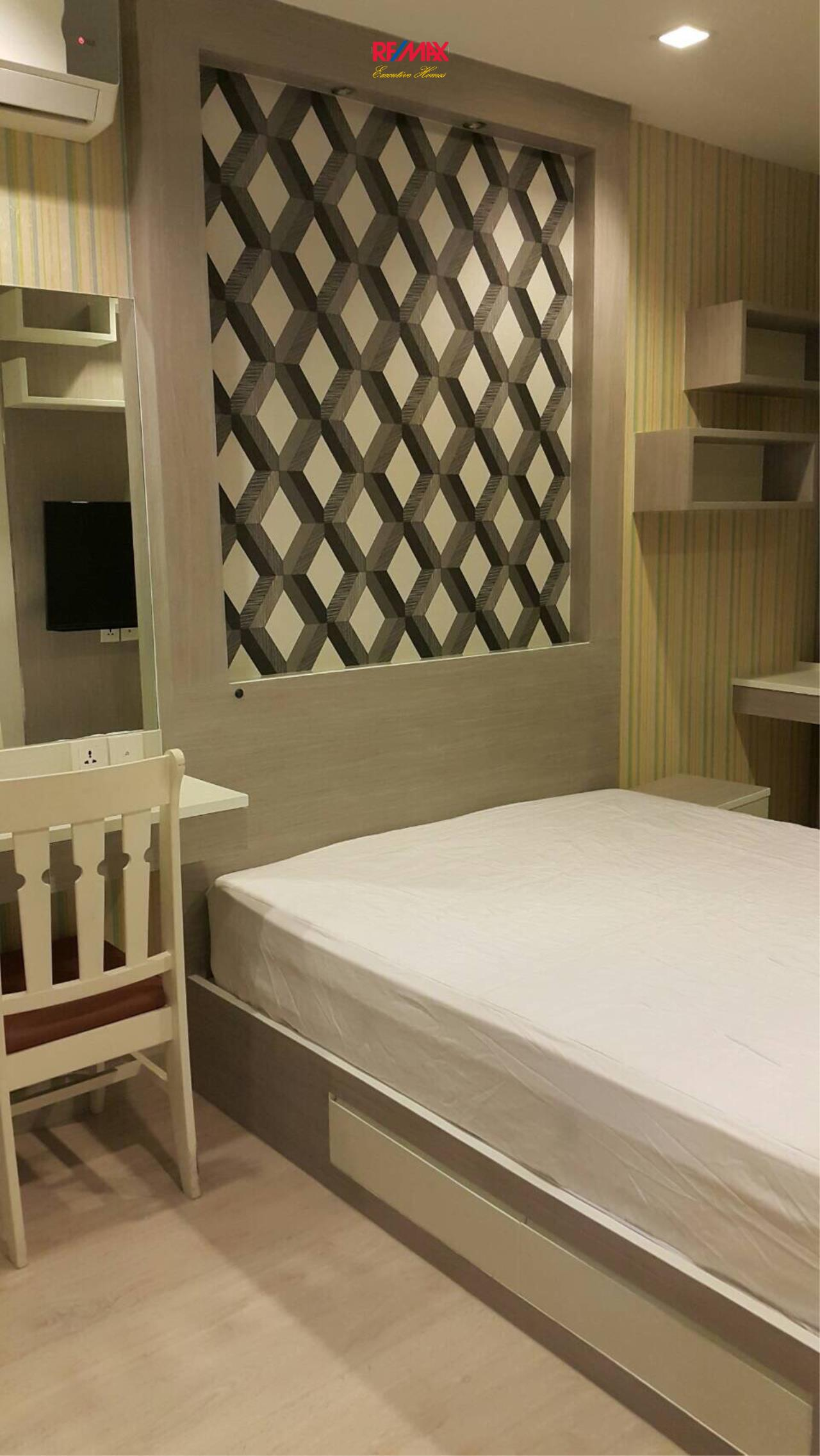 RE/MAX Executive Homes Agency's Nice 1 Bedroom for Rent Ideo Mobi Sathorn 2