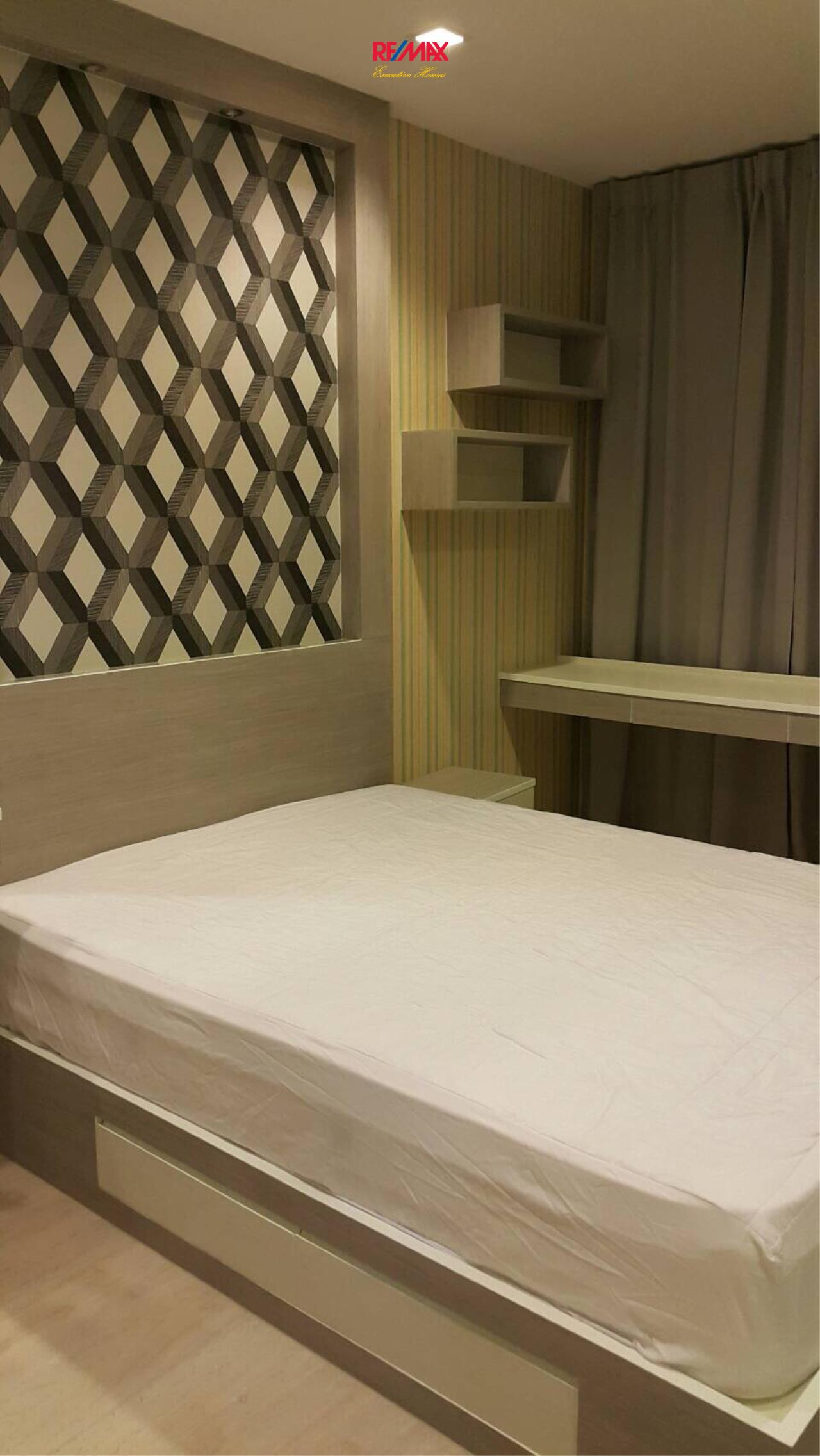 RE/MAX Executive Homes Agency's Nice 1 Bedroom for Rent Ideo Mobi Sathorn 3