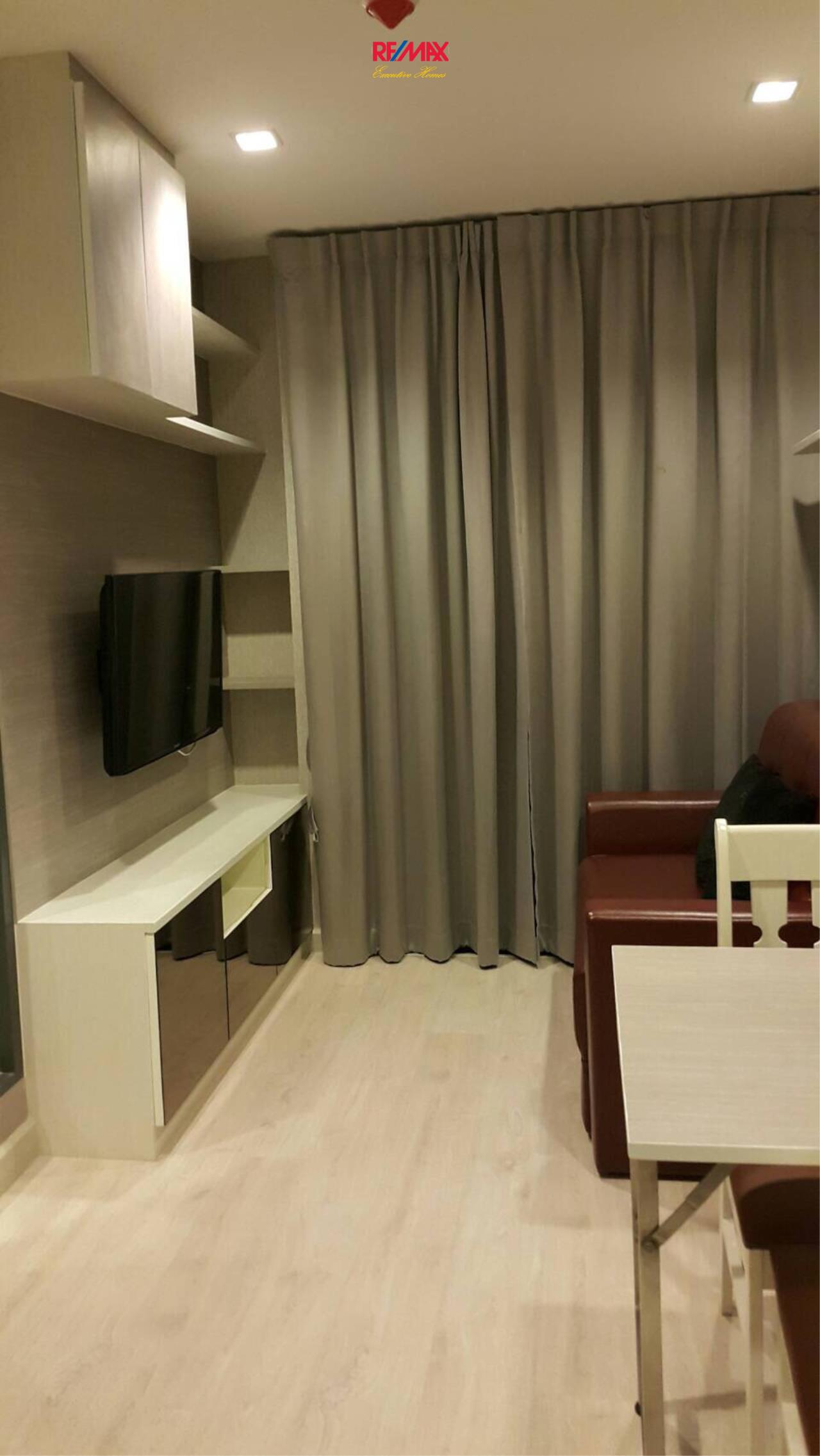 RE/MAX Executive Homes Agency's Nice 1 Bedroom for Rent Ideo Mobi Sathorn 5