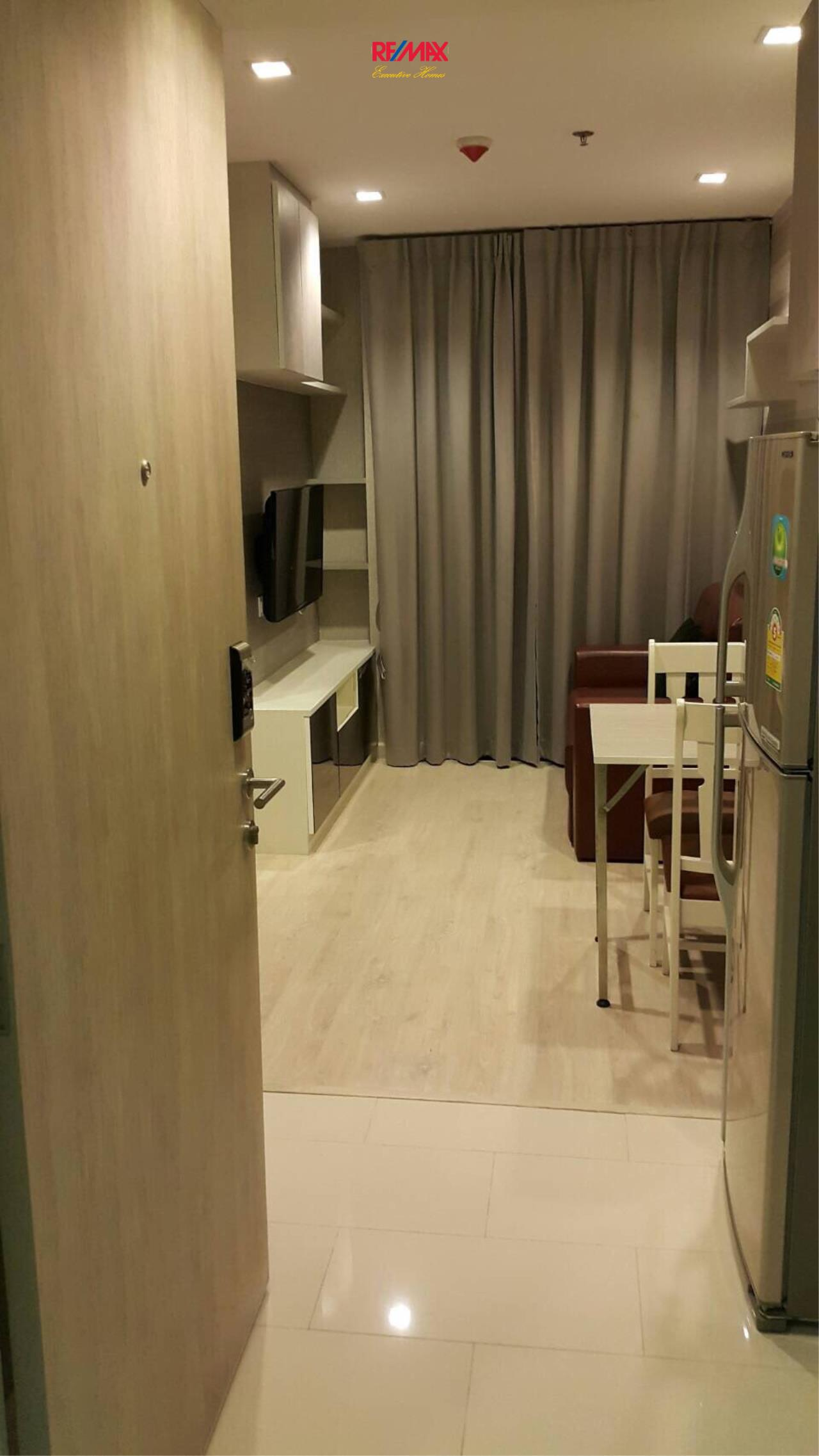 RE/MAX Executive Homes Agency's Nice 1 Bedroom for Rent Ideo Mobi Sathorn 6
