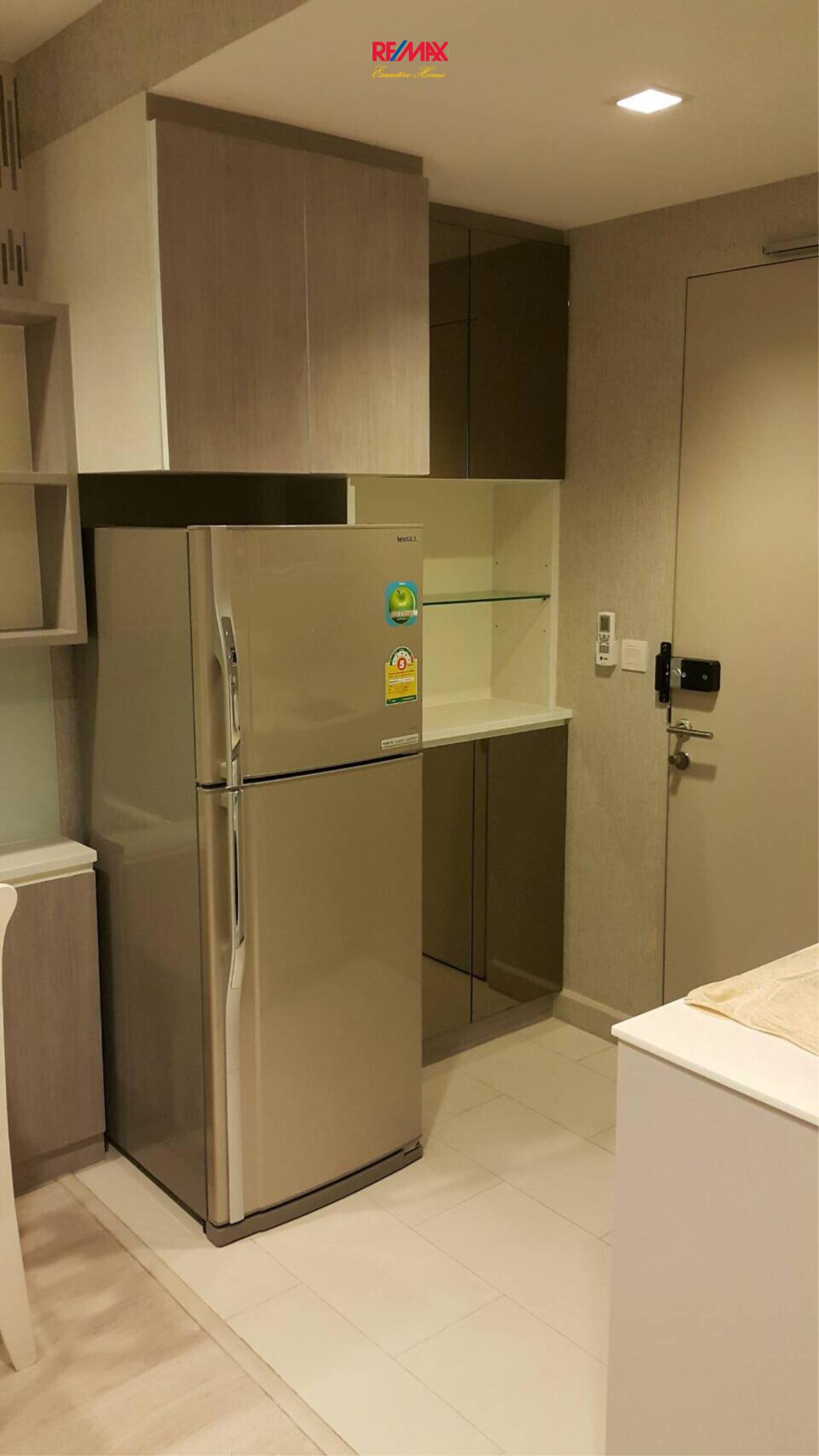 RE/MAX Executive Homes Agency's Nice 1 Bedroom for Rent Ideo Mobi Sathorn 9