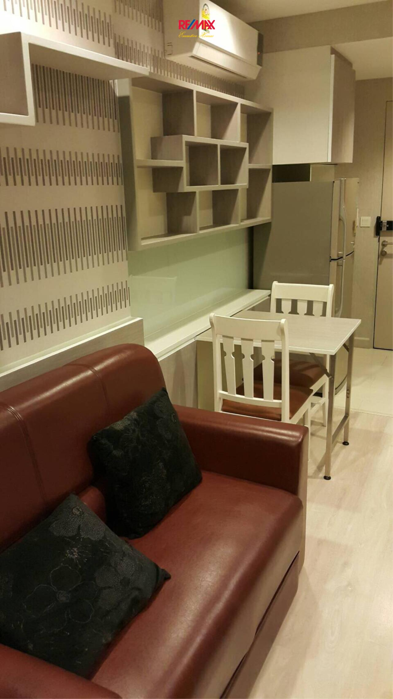 RE/MAX Executive Homes Agency's Nice 1 Bedroom for Rent Ideo Mobi Sathorn 1