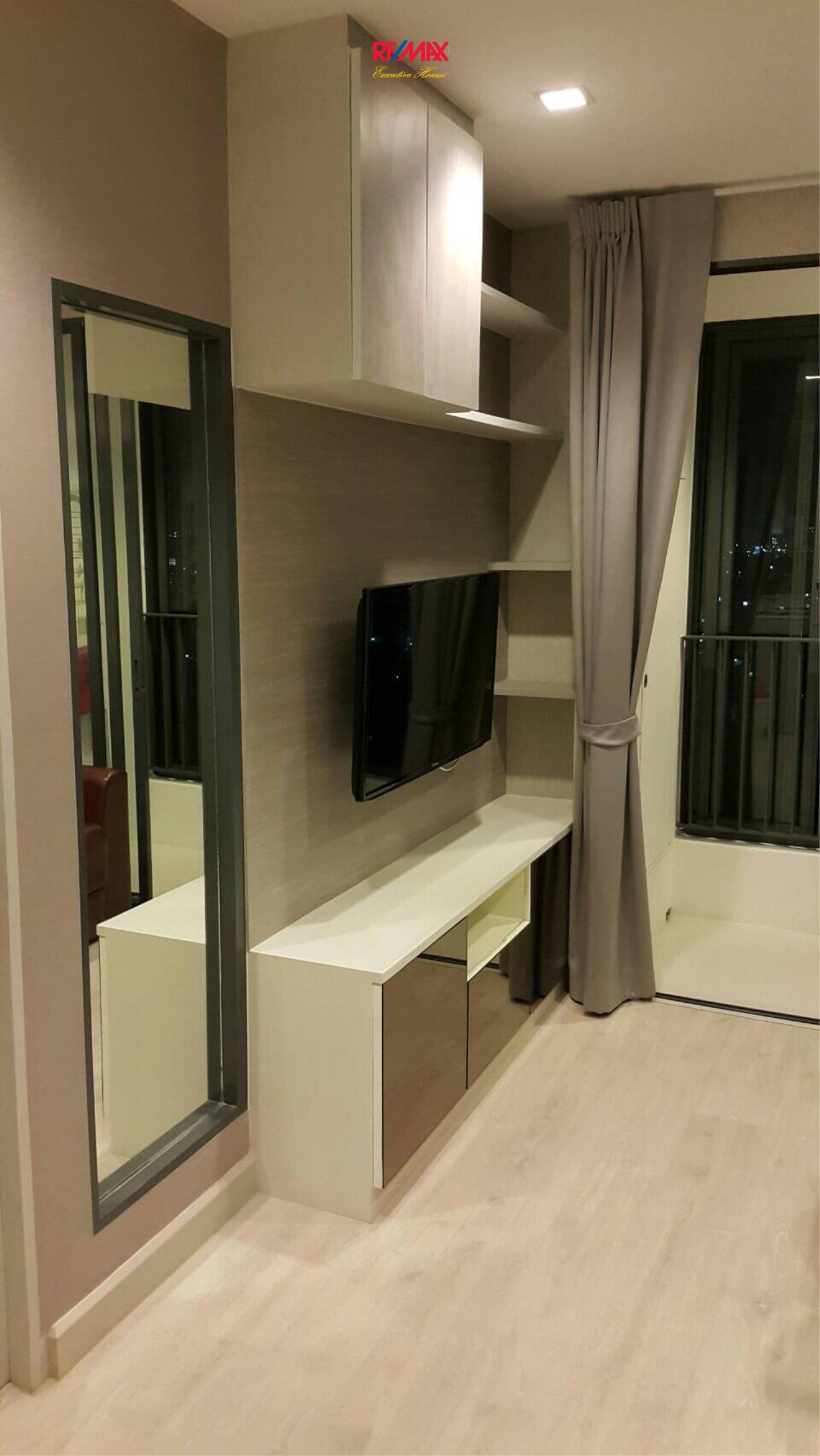 RE/MAX Executive Homes Agency's Nice 1 Bedroom for Rent Ideo Mobi Sathorn 4