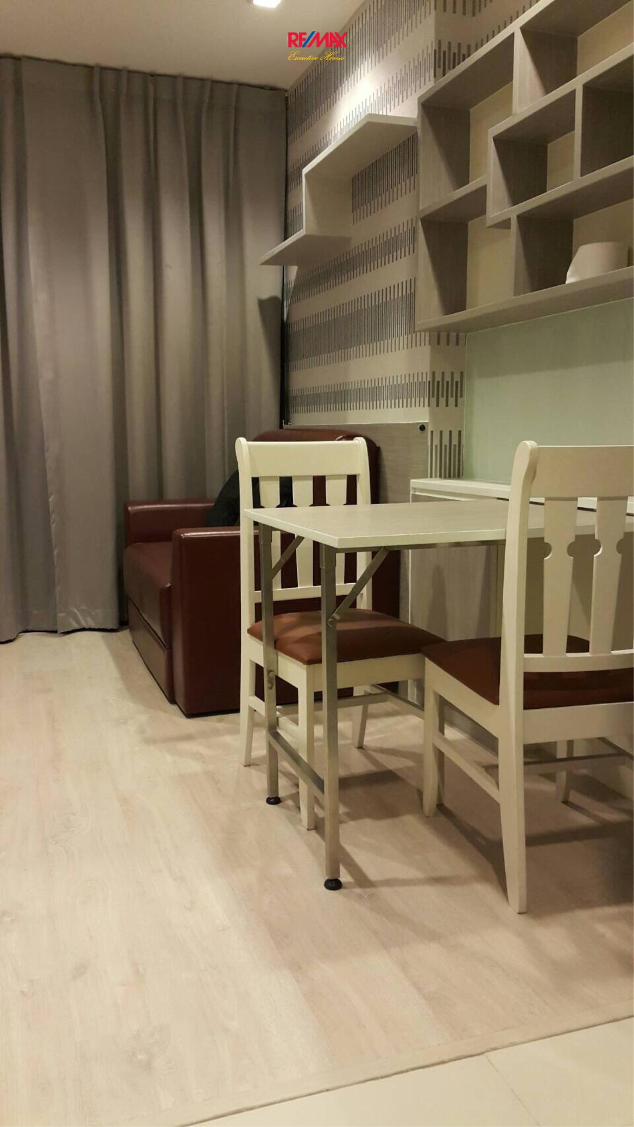 RE/MAX Executive Homes Agency's Nice 1 Bedroom for Rent Ideo Mobi Sathorn 8