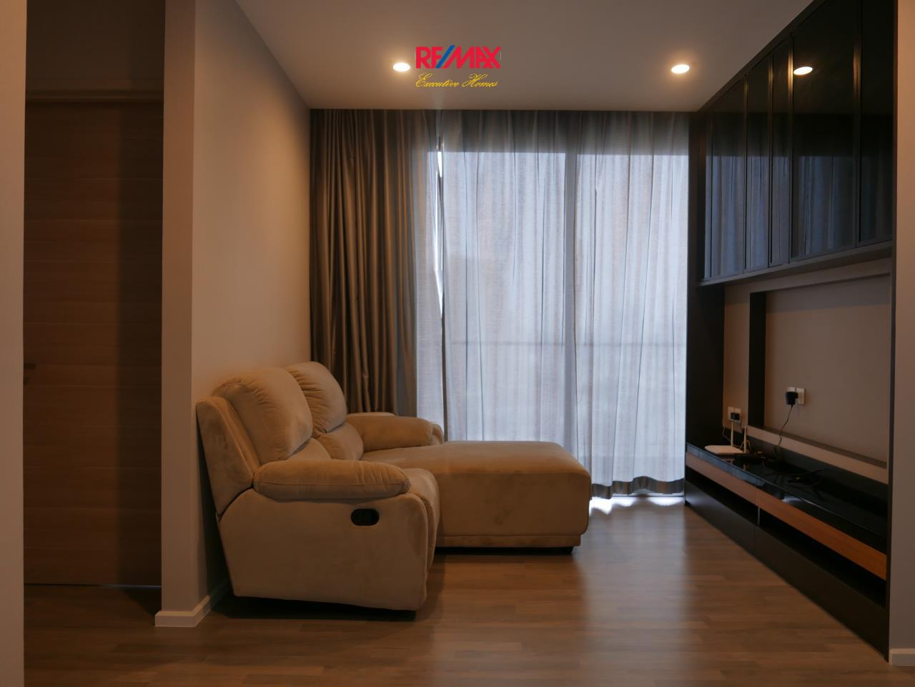RE/MAX Executive Homes Agency's Beautiful 2 Bedroom for Rent Rhythm Sathorn St. Louis 1