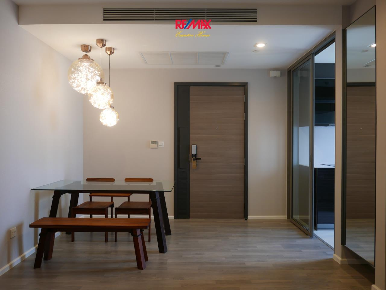 RE/MAX Executive Homes Agency's Beautiful 2 Bedroom for Rent Rhythm Sathorn St. Louis 6