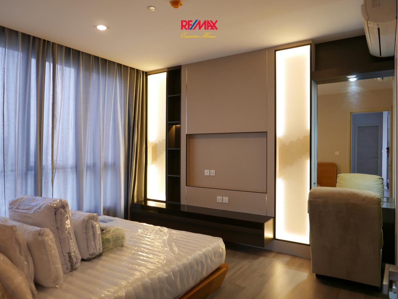 RE/MAX Executive Homes Agency's Beautiful 2 Bedroom for Rent Rhythm Sathorn St. Louis 4