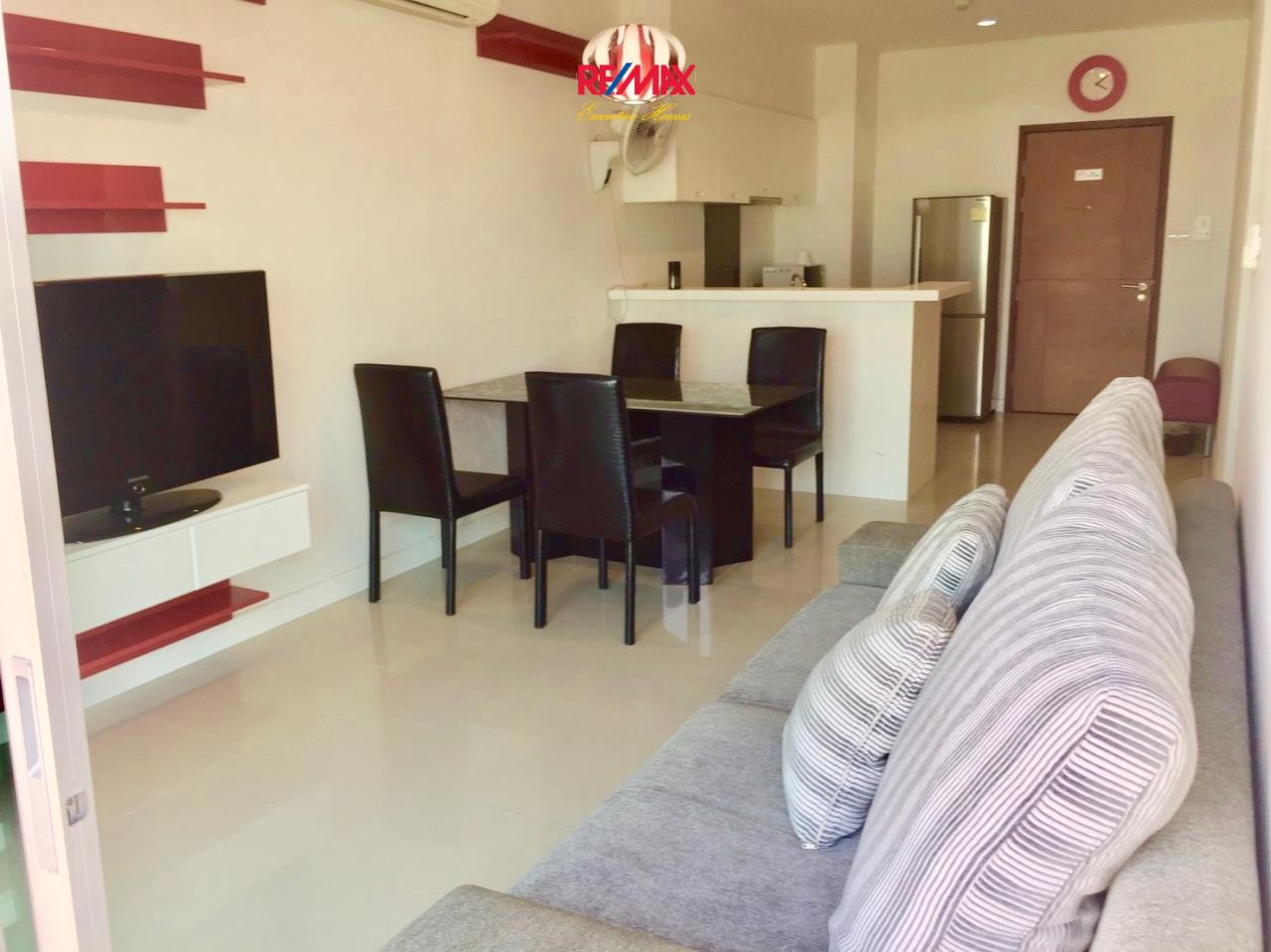 RE/MAX Executive Homes Agency's Spacious 1 Bedroom for Rent Villa Sathorn 2