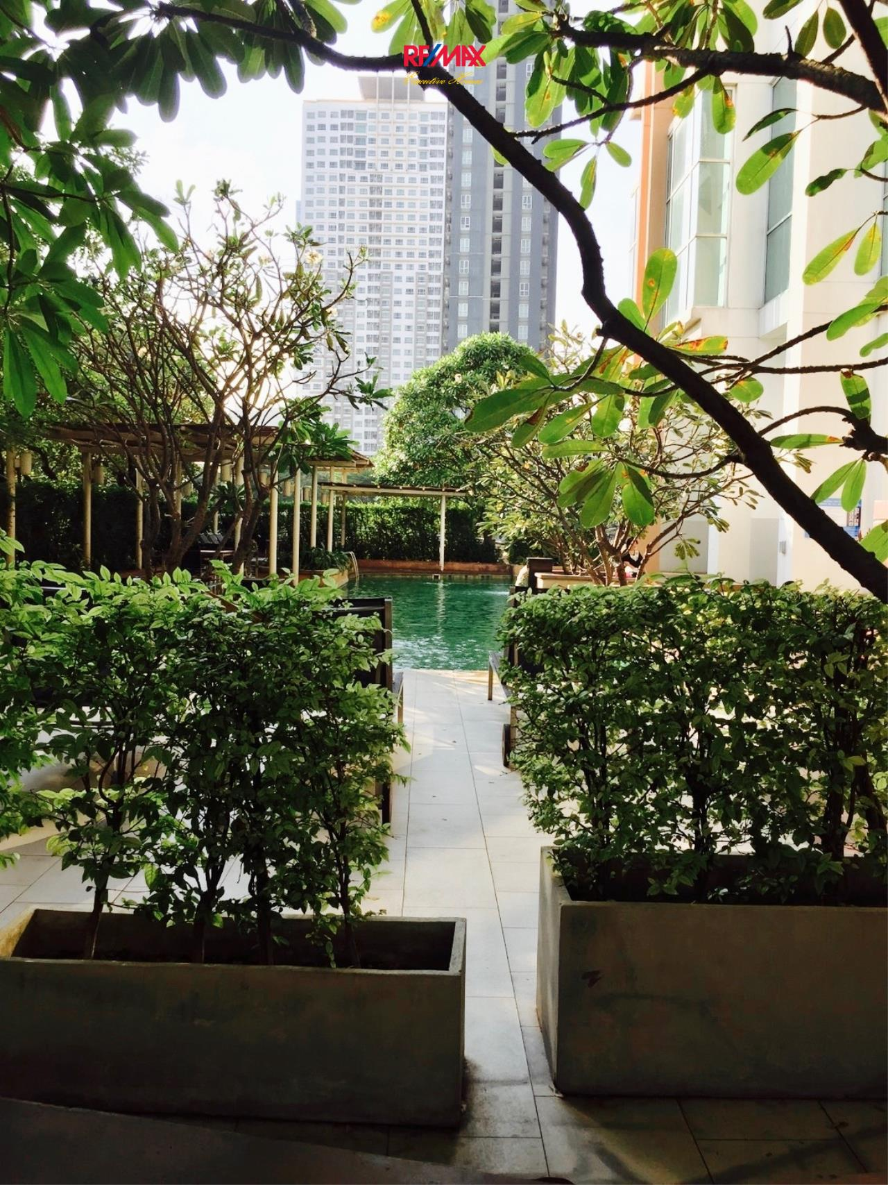 RE/MAX Executive Homes Agency's Spacious 1 Bedroom for Rent Villa Sathorn 4