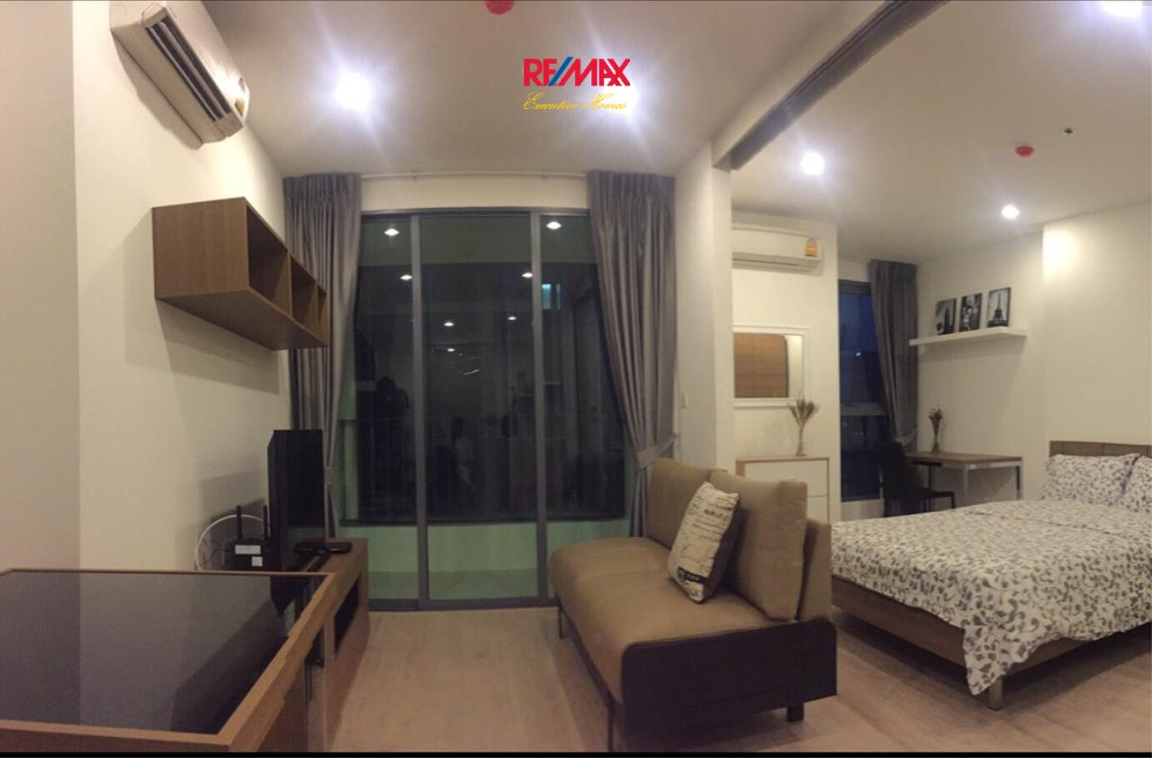 RE/MAX Executive Homes Agency's Nice 1 Bedroom for Rent Ideo Q Chula Samyan 6