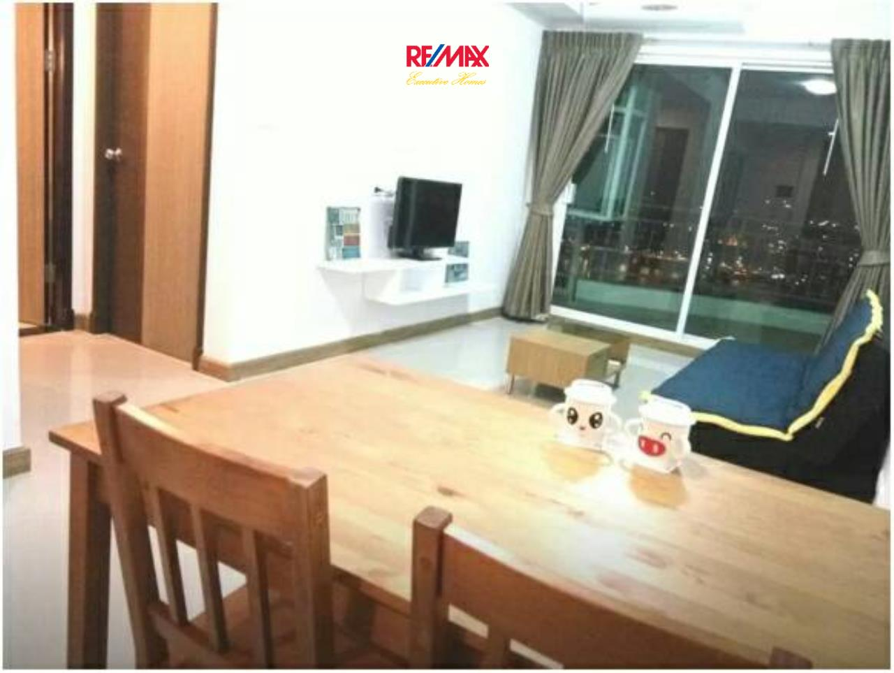 RE/MAX Executive Homes Agency's Spacious 1 Bedroom for Rent Supalai River Resort 4