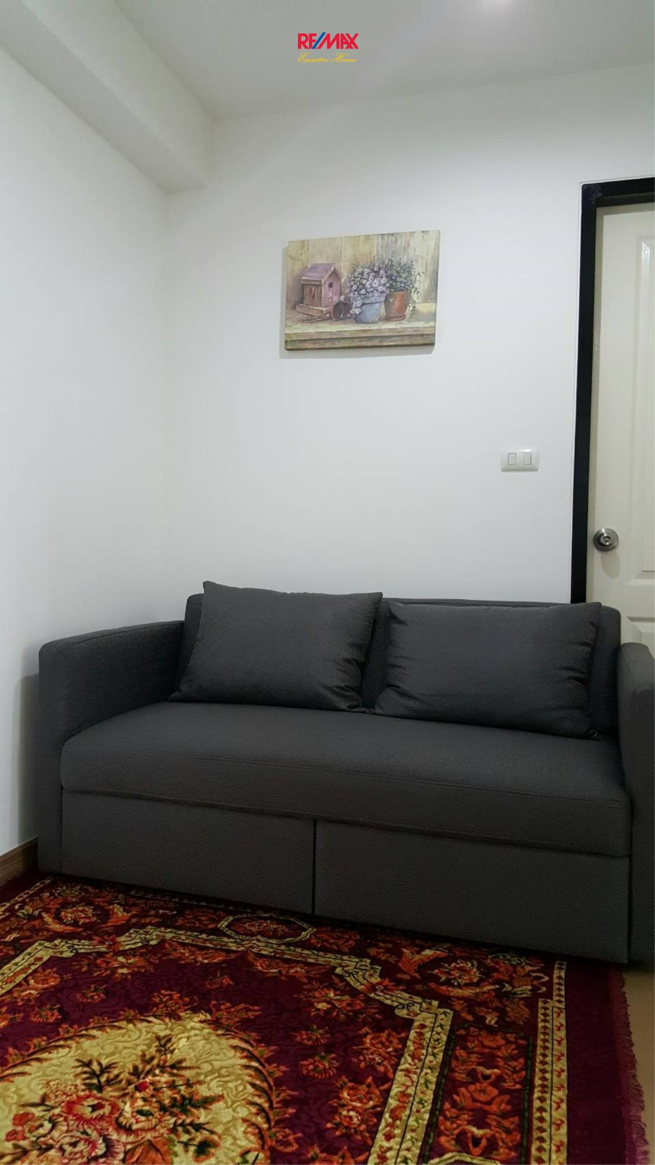 RE/MAX Executive Homes Agency's Nice 1 Bedroom for Rent and Sale Bangkok Feliz 69 2
