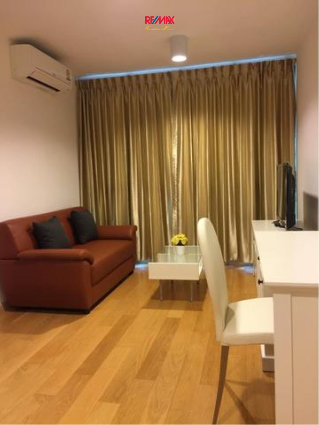 RE/MAX Executive Homes Agency's Spacious 1 Bedroom for Rent Bangkok Feliz Krungthonburi 1