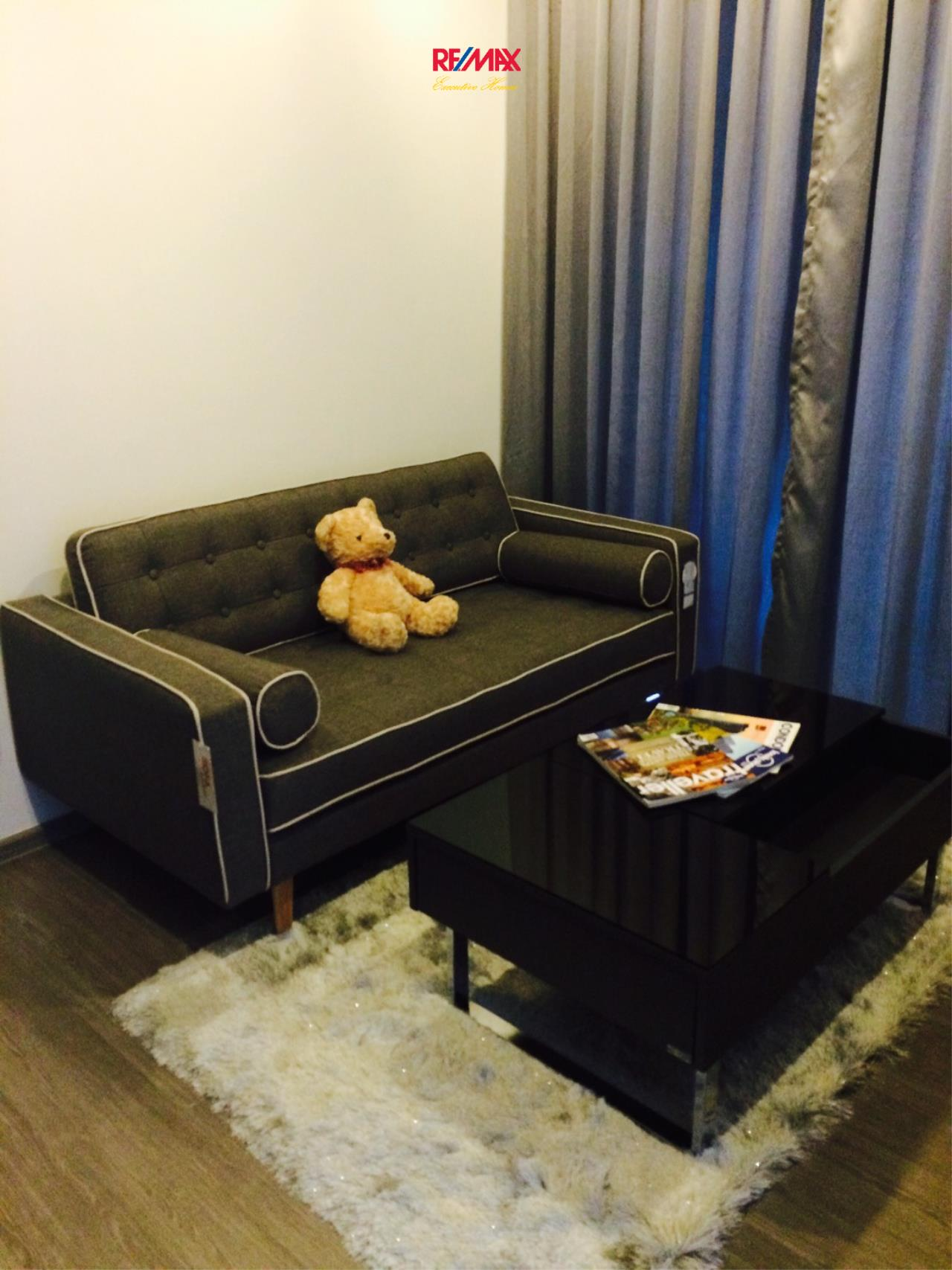RE/MAX Executive Homes Agency's Beautiful 1 Bedroom for Rent NYE by Sansiri 4