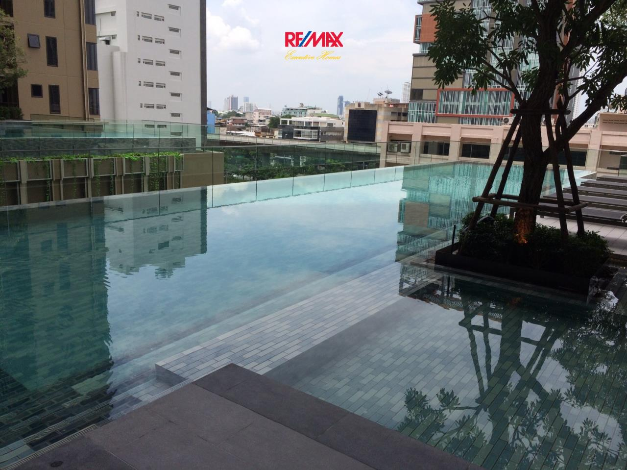 RE/MAX Executive Homes Agency's Beautiful 1 Bedroom for Rent NYE by Sansiri 14