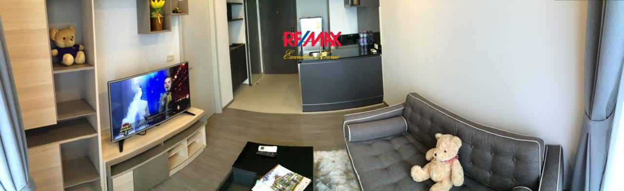 RE/MAX Executive Homes Agency's Beautiful 1 Bedroom for Rent NYE by Sansiri 1