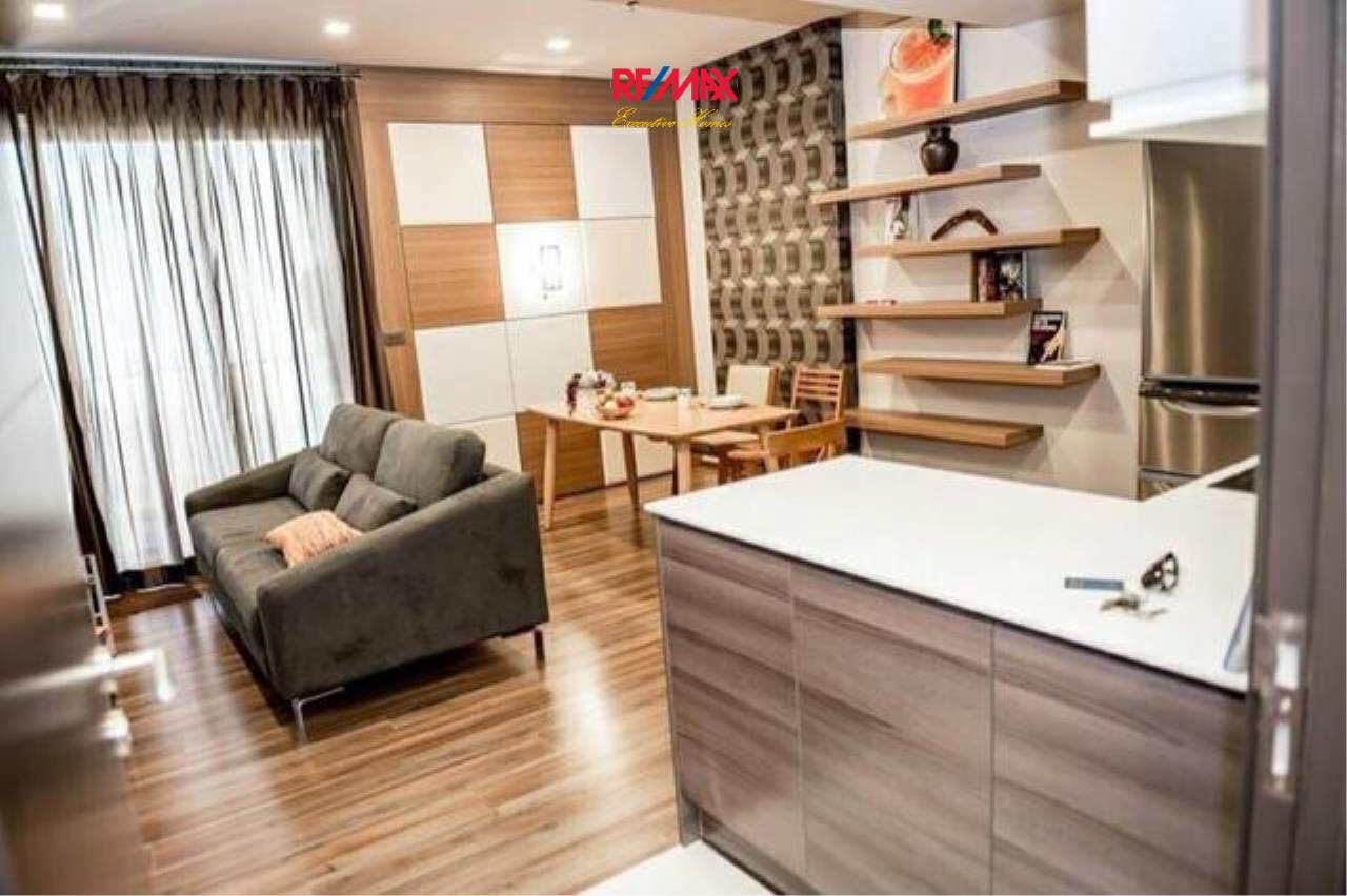 RE/MAX Executive Homes Agency's Spacious 2 Bedroom for Rent Ceil by Sansiri 2