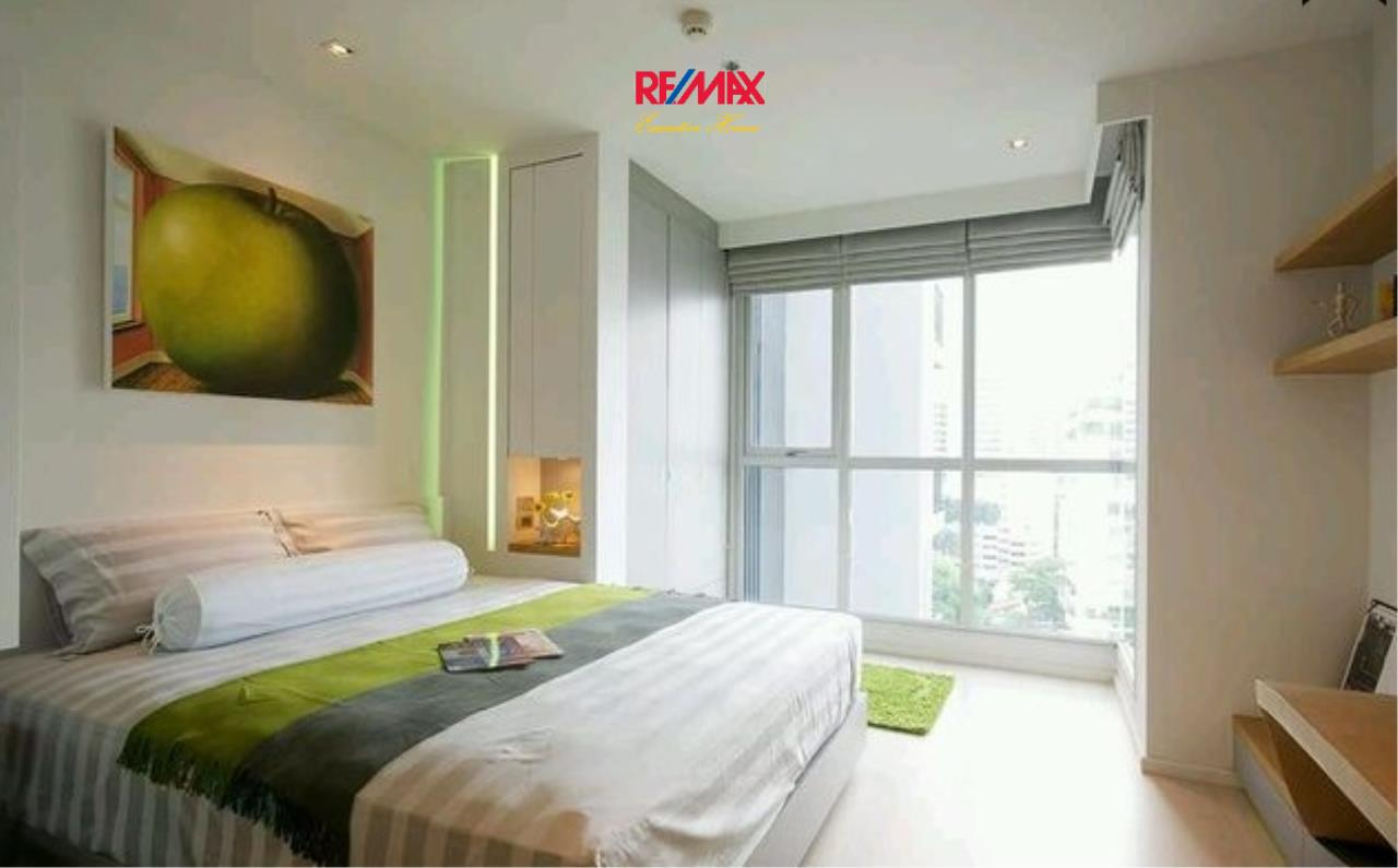 RE/MAX Executive Homes Agency's Beautiful 1 Bedroom for Sale Rhythm Sathorn Narathiwas 4
