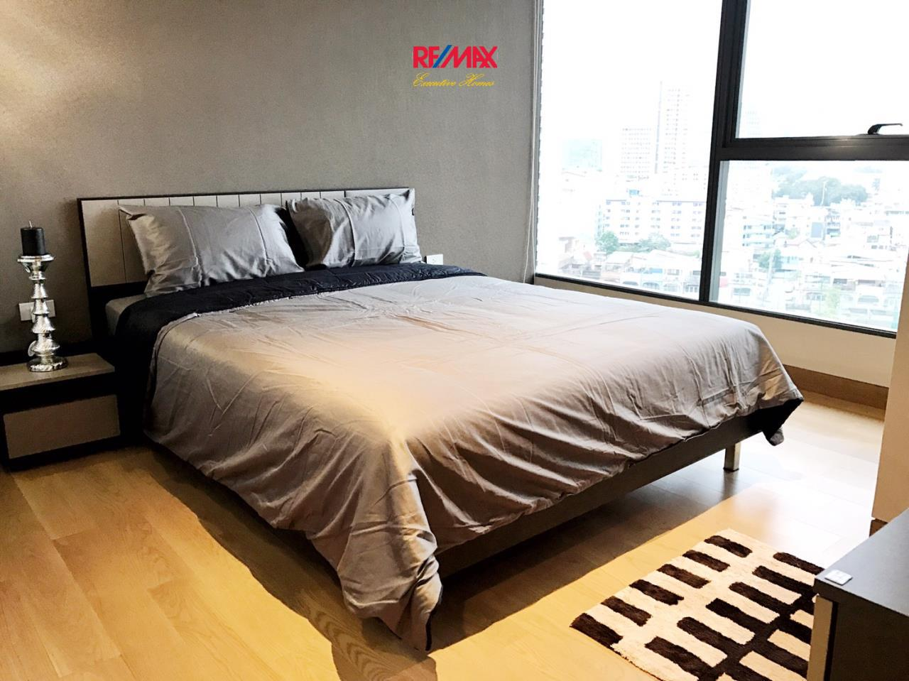RE/MAX Executive Homes Agency's Beautiful 1 Bedroom for Rent Lumpini 24 3