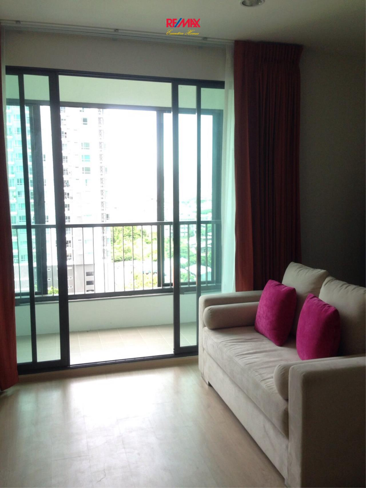 RE/MAX Executive Homes Agency's Nice 2 Bedroom for Rent Ideo Sathorn Thapra 1