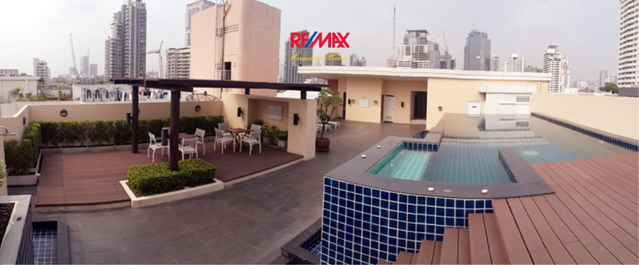 RE/MAX Executive Homes Agency's Cozy 1 Bedroom for Rent Alcove Thonglor 7