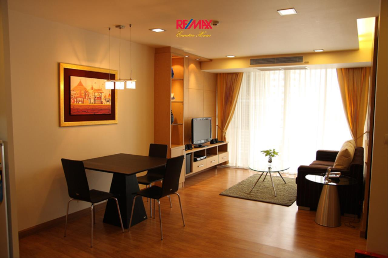 RE/MAX Executive Homes Agency's Cozy 1 Bedroom for Rent Alcove Thonglor 2