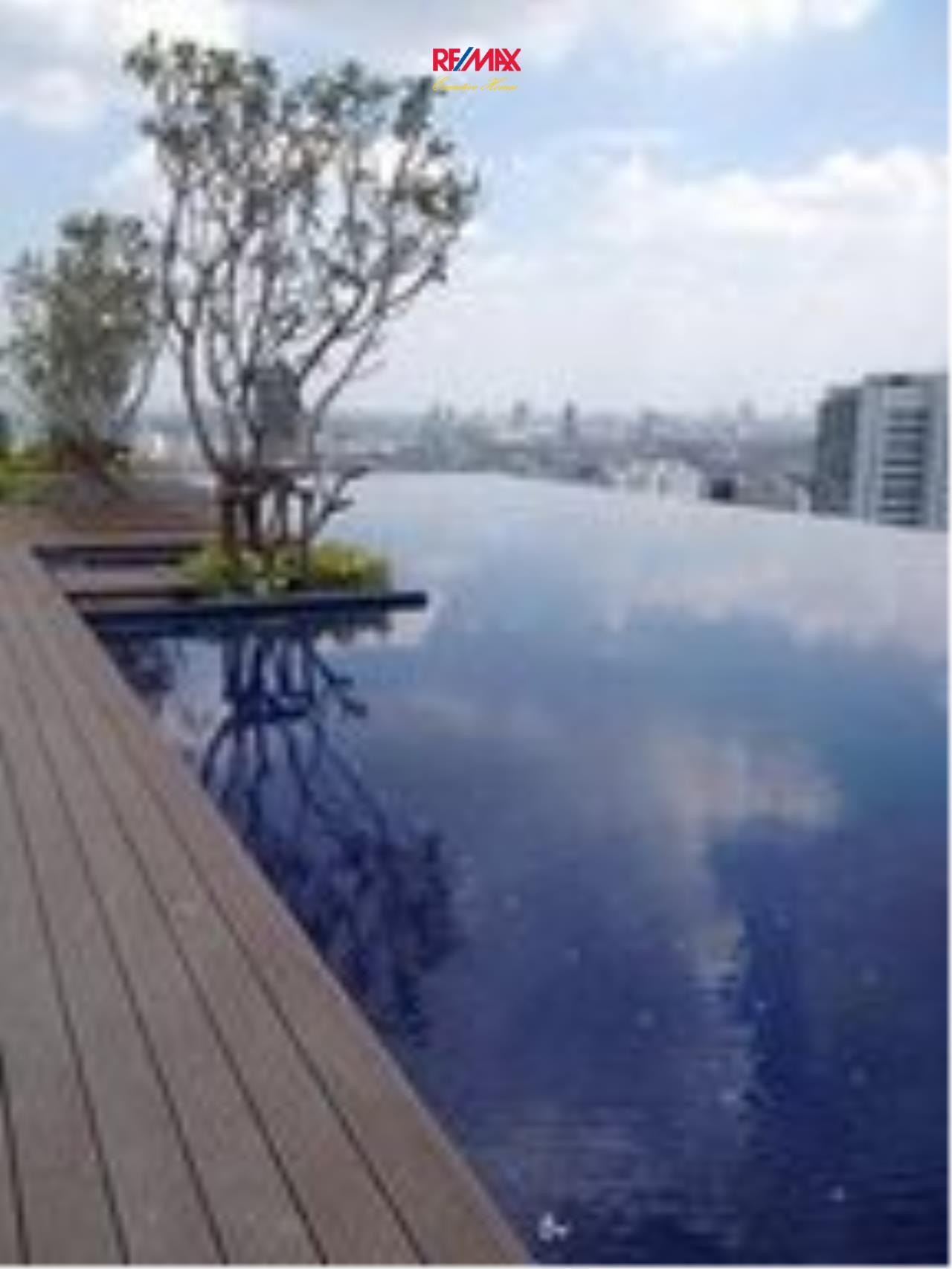 RE/MAX Executive Homes Agency's Beautiful 1 Bedroom for Rent Urbano Absolute Sathorn Taksin 8