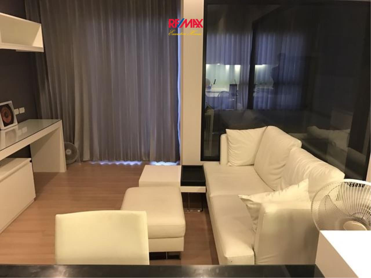 RE/MAX Executive Homes Agency's Beautiful 1 Bedroom for Rent Urbano Absolute Sathorn Taksin 1