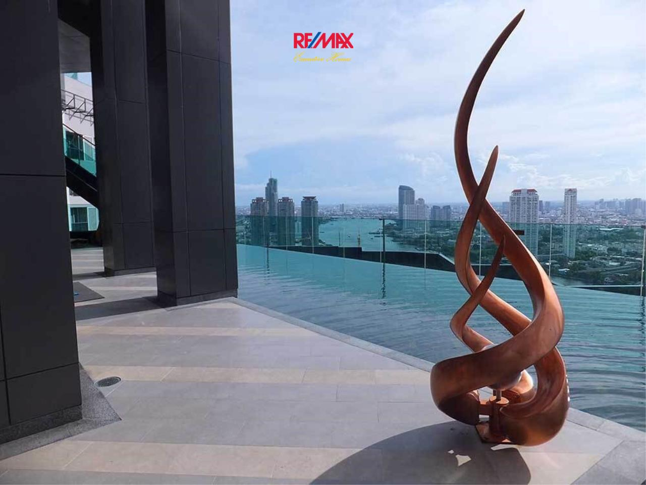 RE/MAX Executive Homes Agency's Beautiful 1 Bedroom for Rent Rhythm Sathorn 21 6