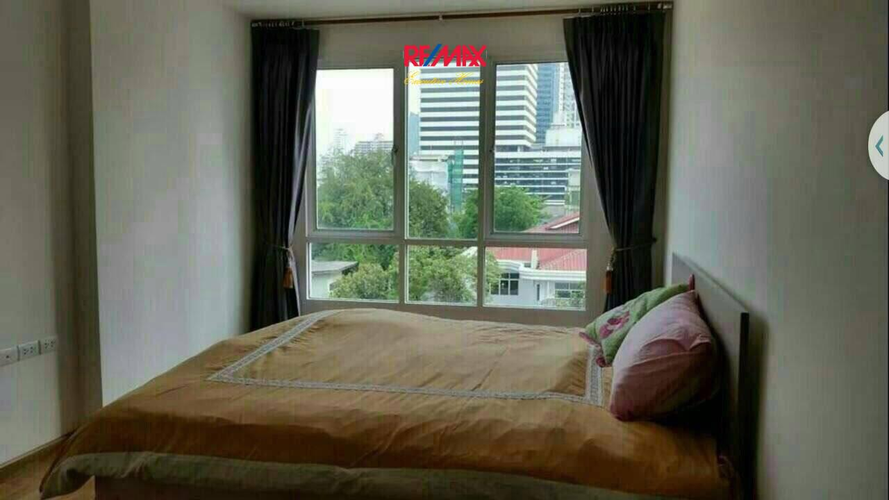 RE/MAX Executive Homes Agency's Spacious 1 Bedroom for Sale Voque Sukhumvit 16 4
