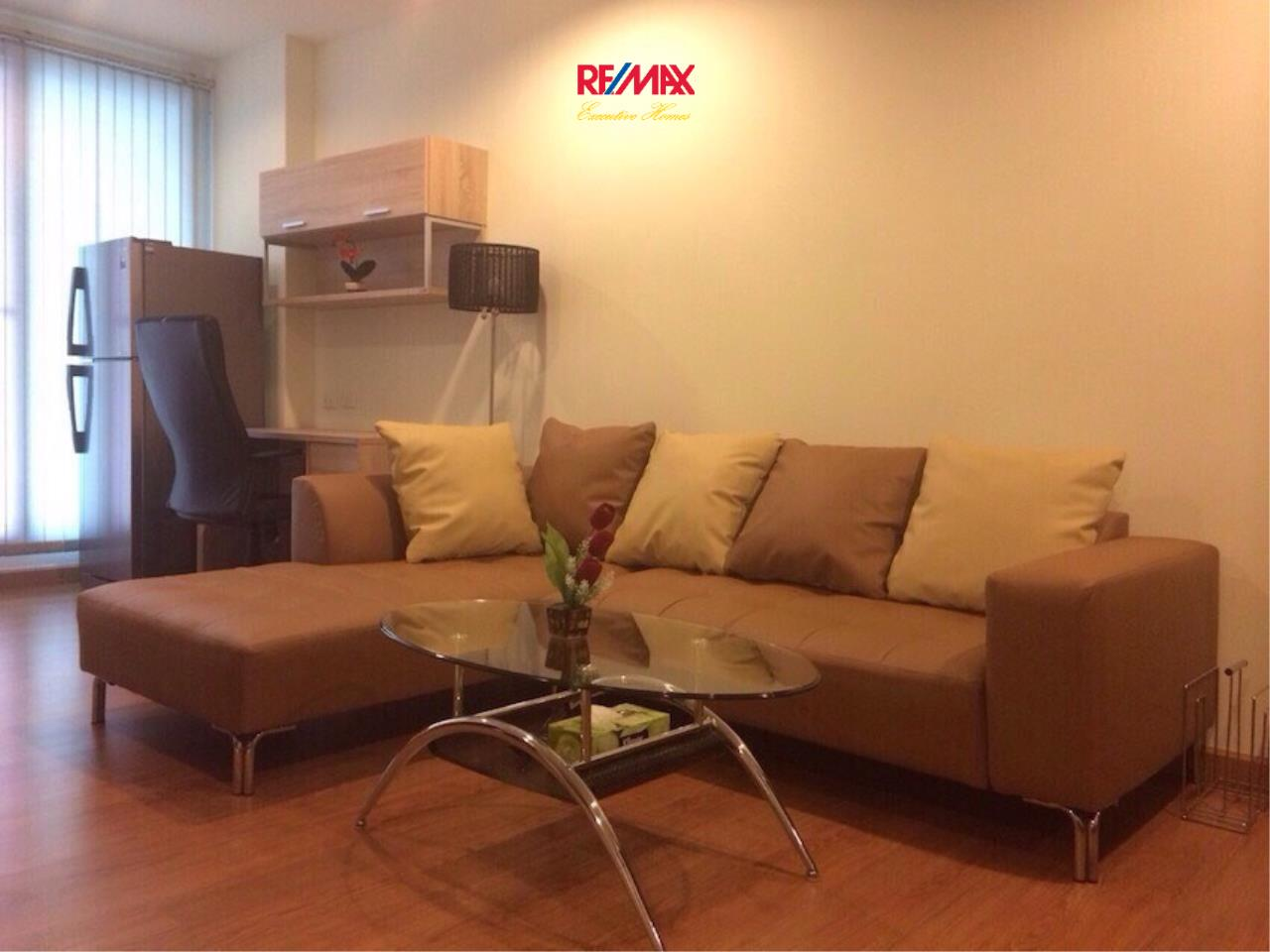 RE/MAX Executive Homes Agency's Nice 1 Bedroom for Rent and Sale Address Sukhumvit 42 1