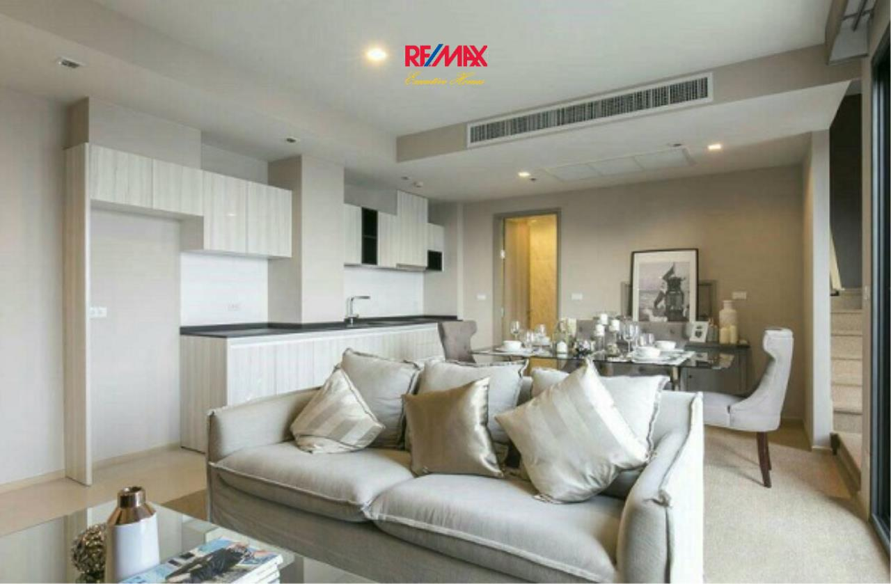 RE/MAX Executive Homes Agency's Stunning 1 Bedroom Duplex for Sale with Tenant HQ Thonglor 1