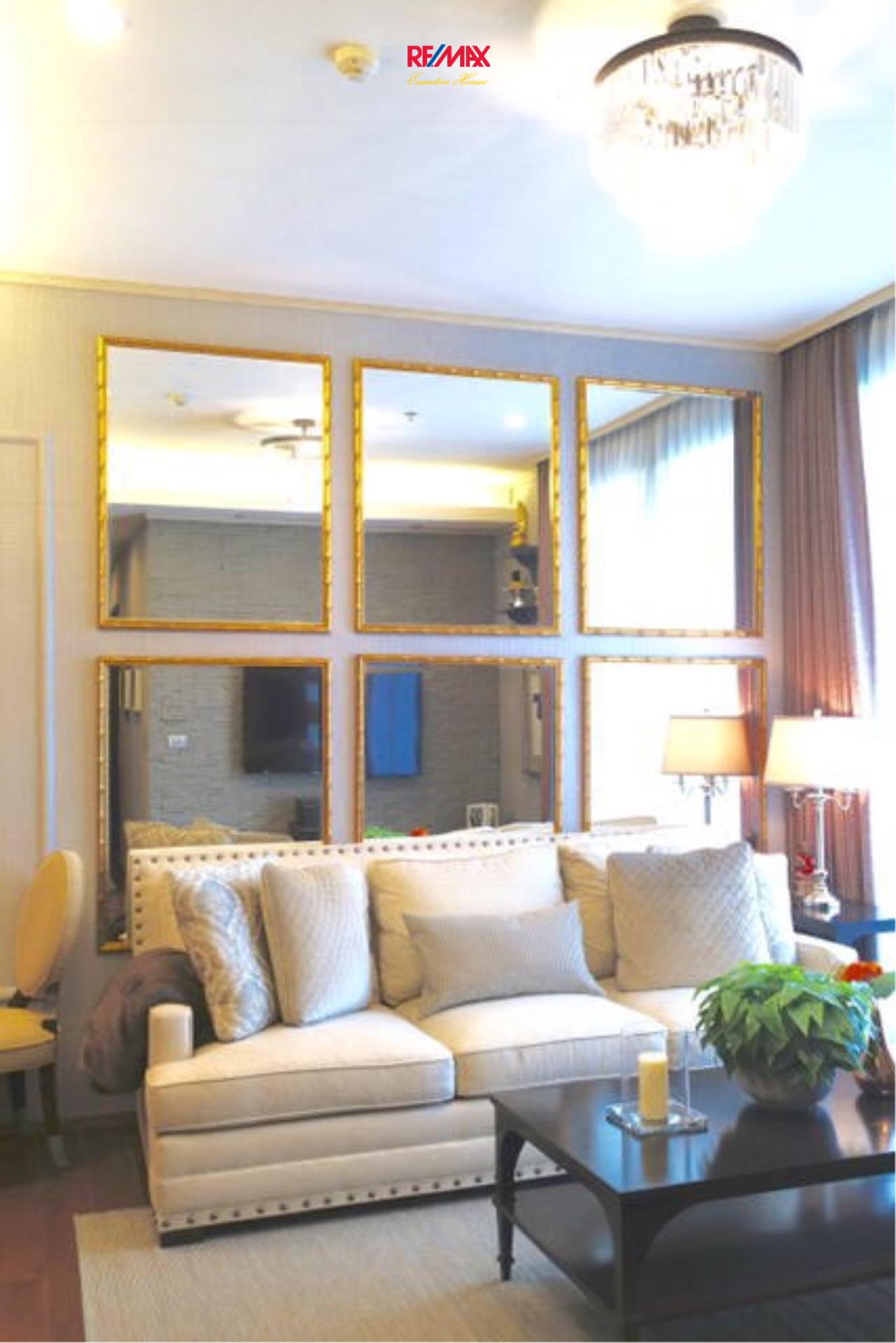 RE/MAX Executive Homes Agency's Stunning 2 Bedroom for Rent Quattro Thonglor 1