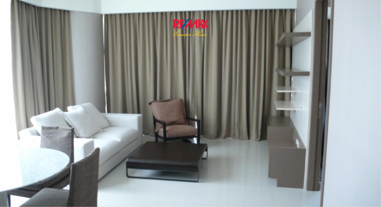 RE/MAX Executive Homes Agency's Stunning 1 Bedroom for Rent Baan Rajprasong 1
