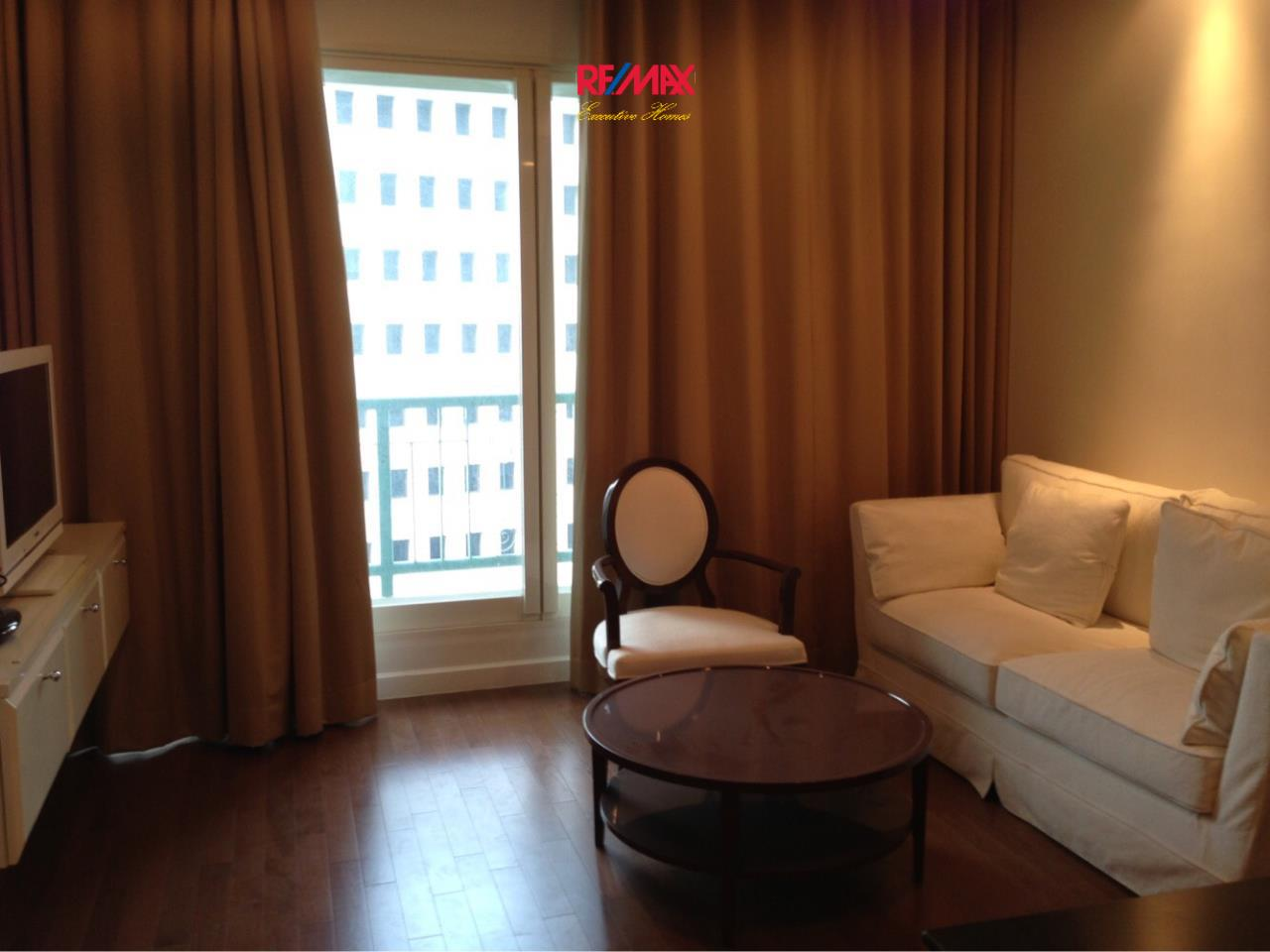 RE/MAX Executive Homes Agency's Spacious 1 Bedroom for Sale with Tenant Address Chidlom 2