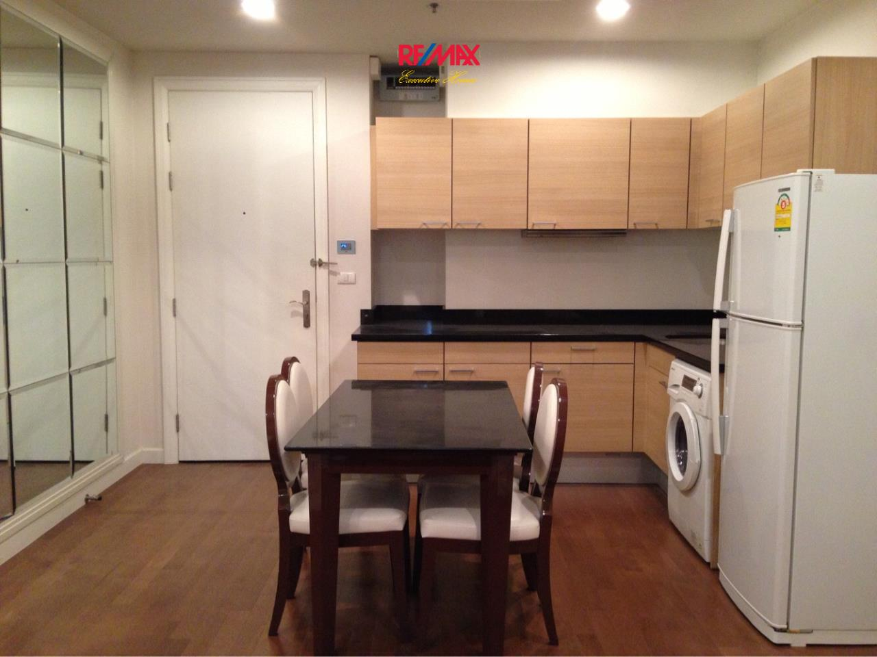 RE/MAX Executive Homes Agency's Spacious 1 Bedroom for Sale with Tenant Address Chidlom 12