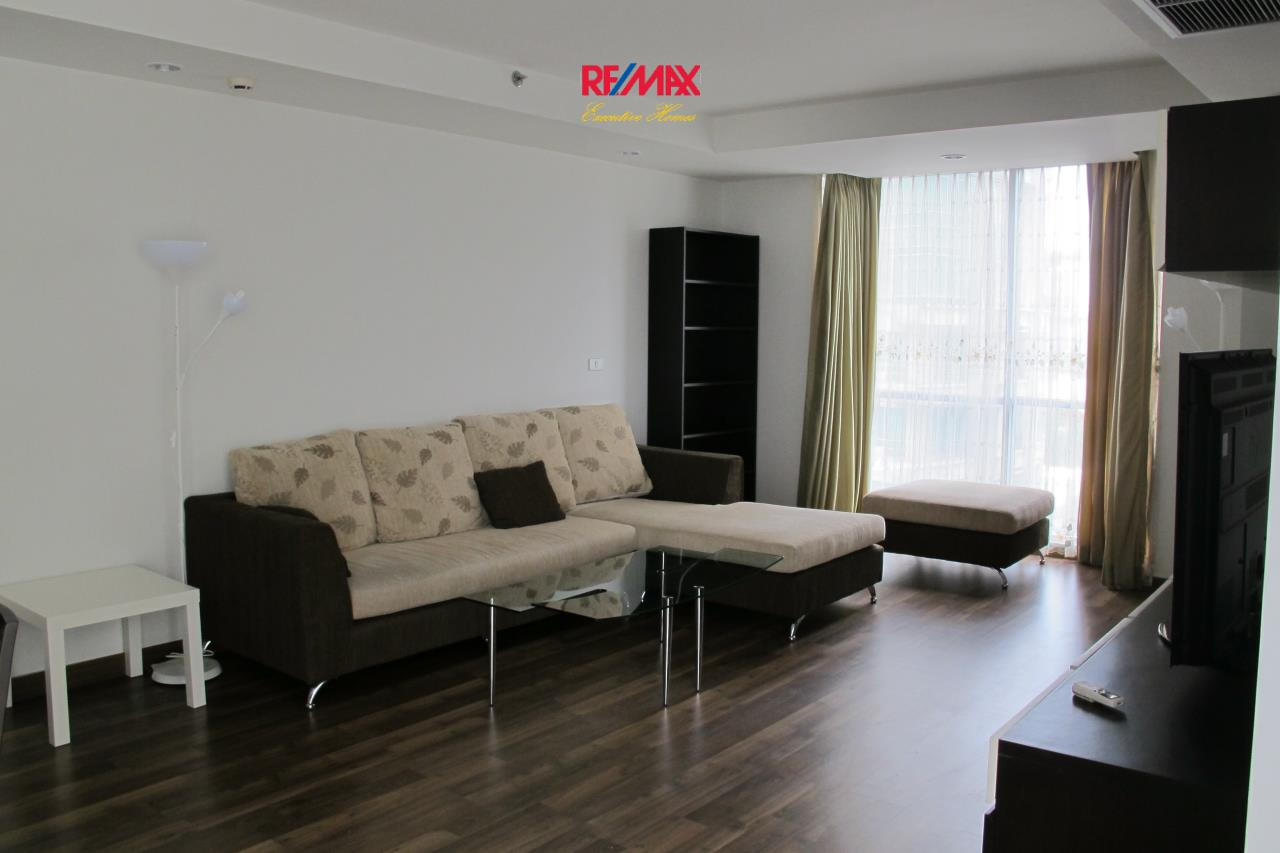 RE/MAX Executive Homes Agency's Beautiful 2 Bedroom for Rent The Rajadamri 1