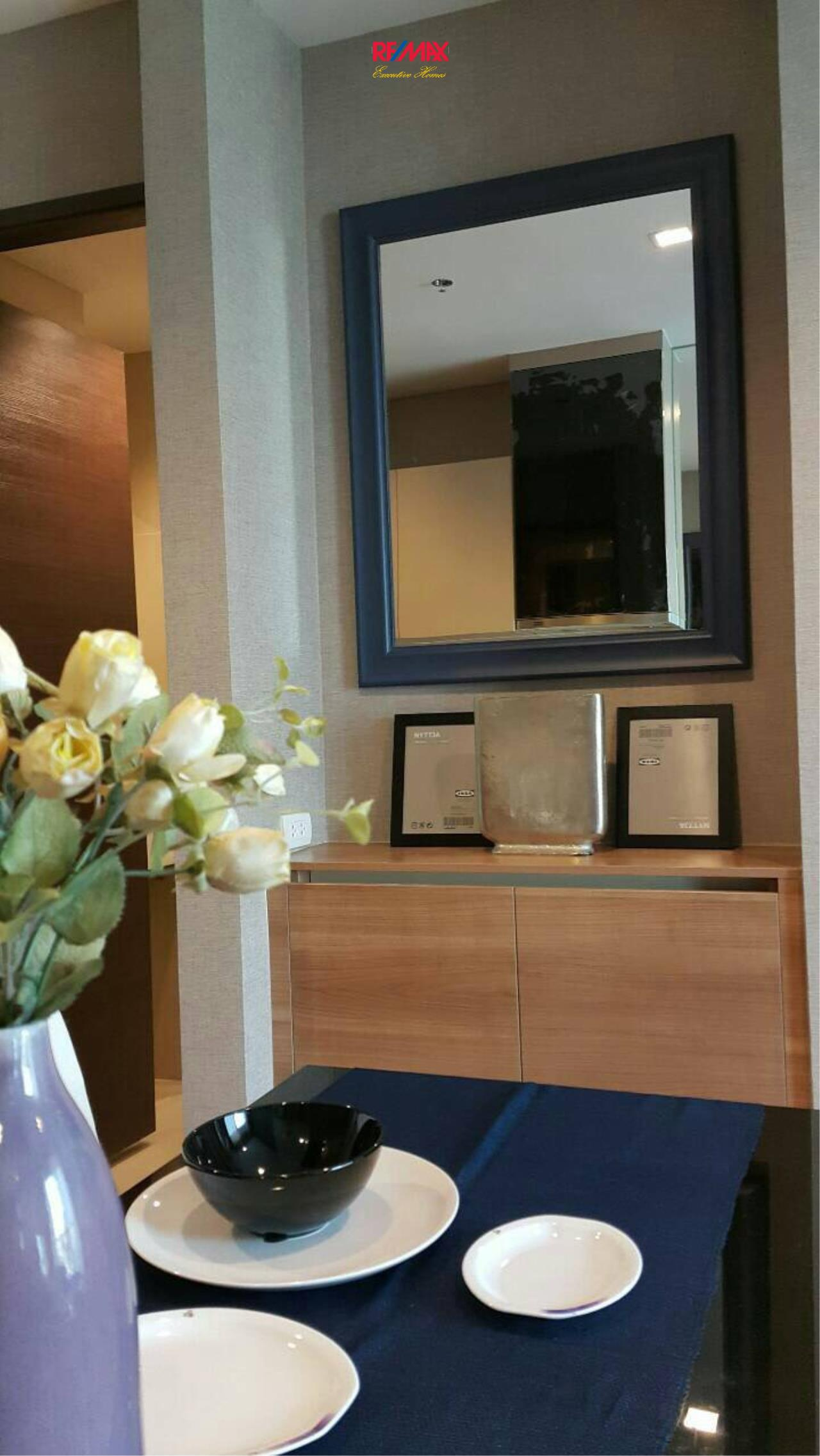 RE/MAX Executive Homes Agency's Beautiful 1 Bedroom for Sale with Tenant Rhythm Sathorn 5