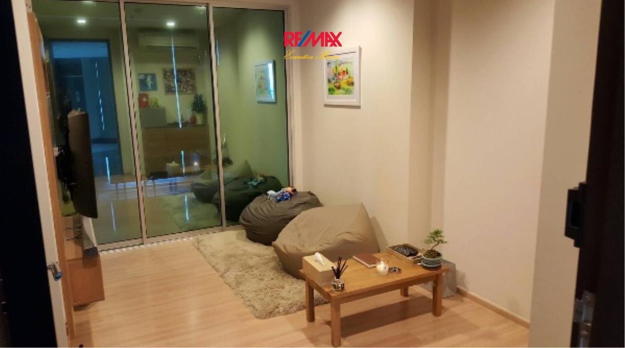 RE/MAX Executive Homes Agency's Spacious 1 Bedroom for Sale Rhythm Sathorn 3